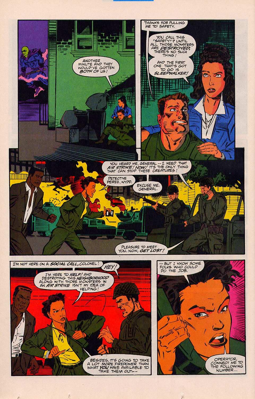 Read online Sleepwalker comic -  Issue #26 - 13