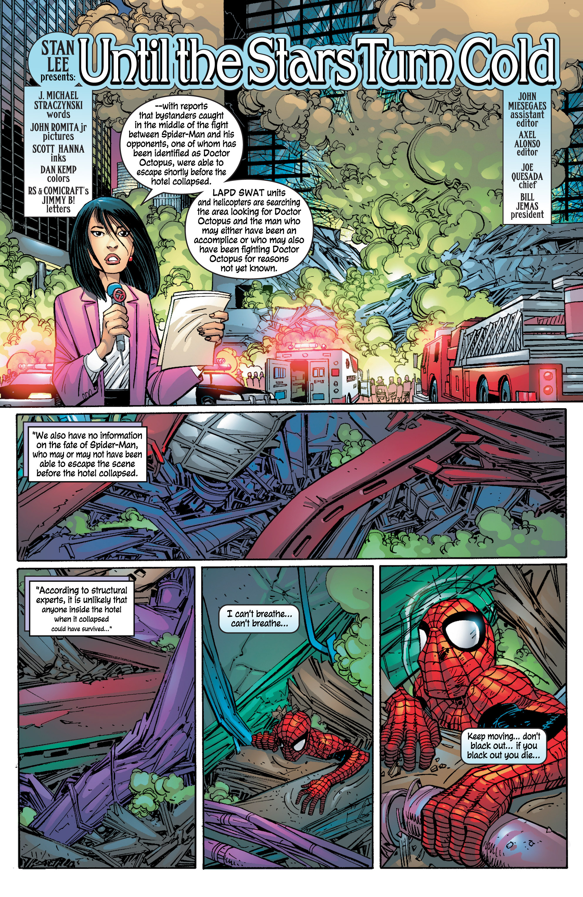 The Amazing Spider-Man (1999) 45 Page 1