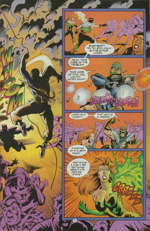 Read online Ultraverse Premiere comic -  Issue #8 - 25
