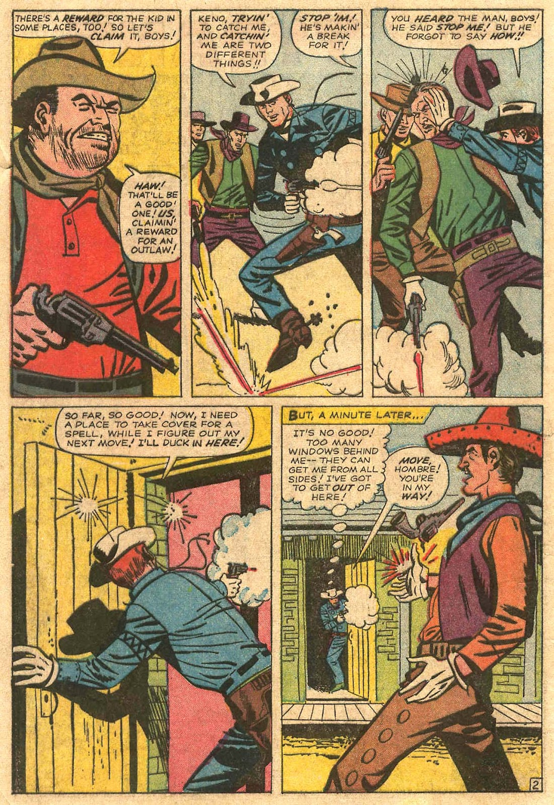 The Rawhide Kid (1955) issue 41 - Page 4