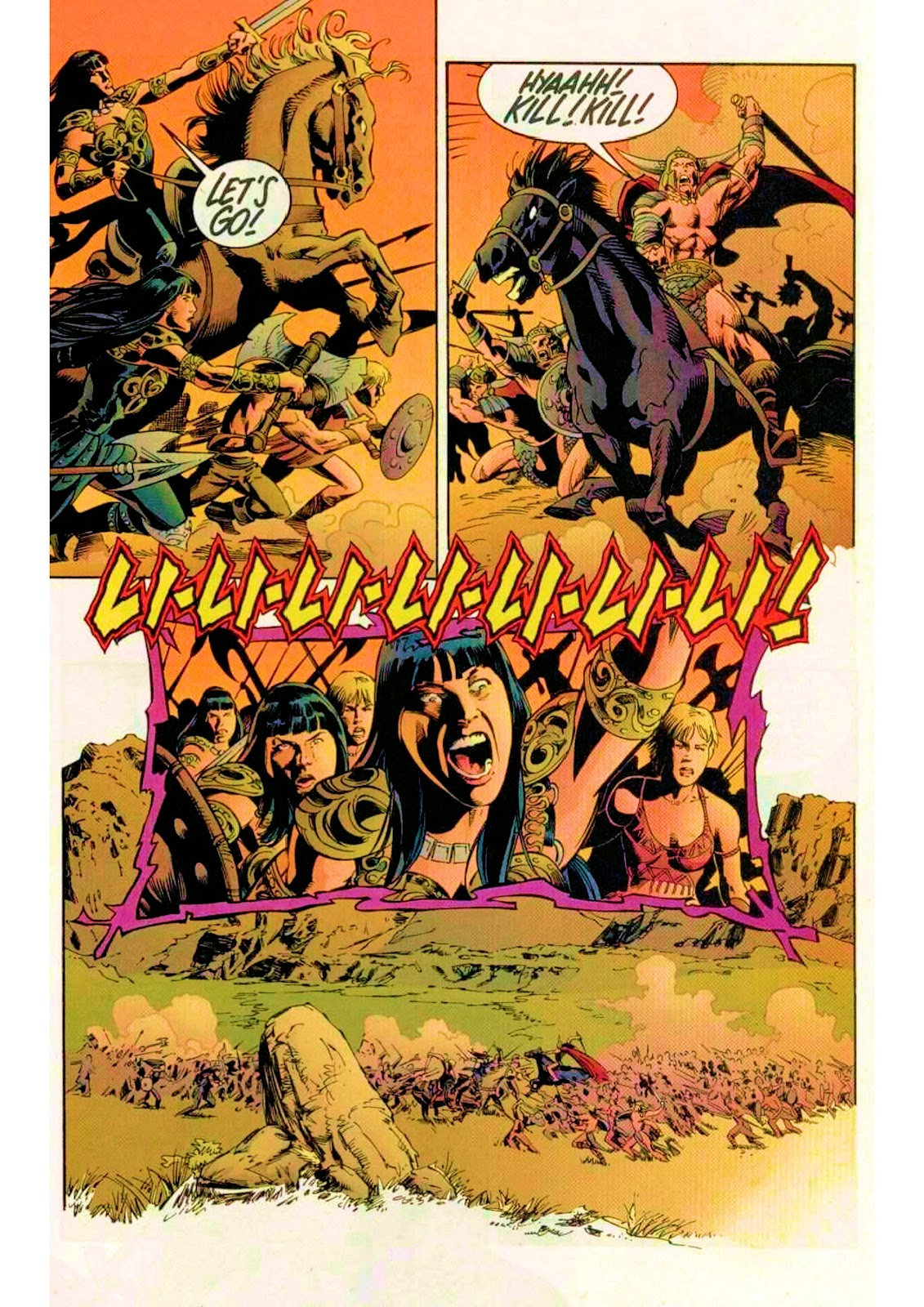 Xena: Warrior Princess (1999) Issue #14 #14 - English 22