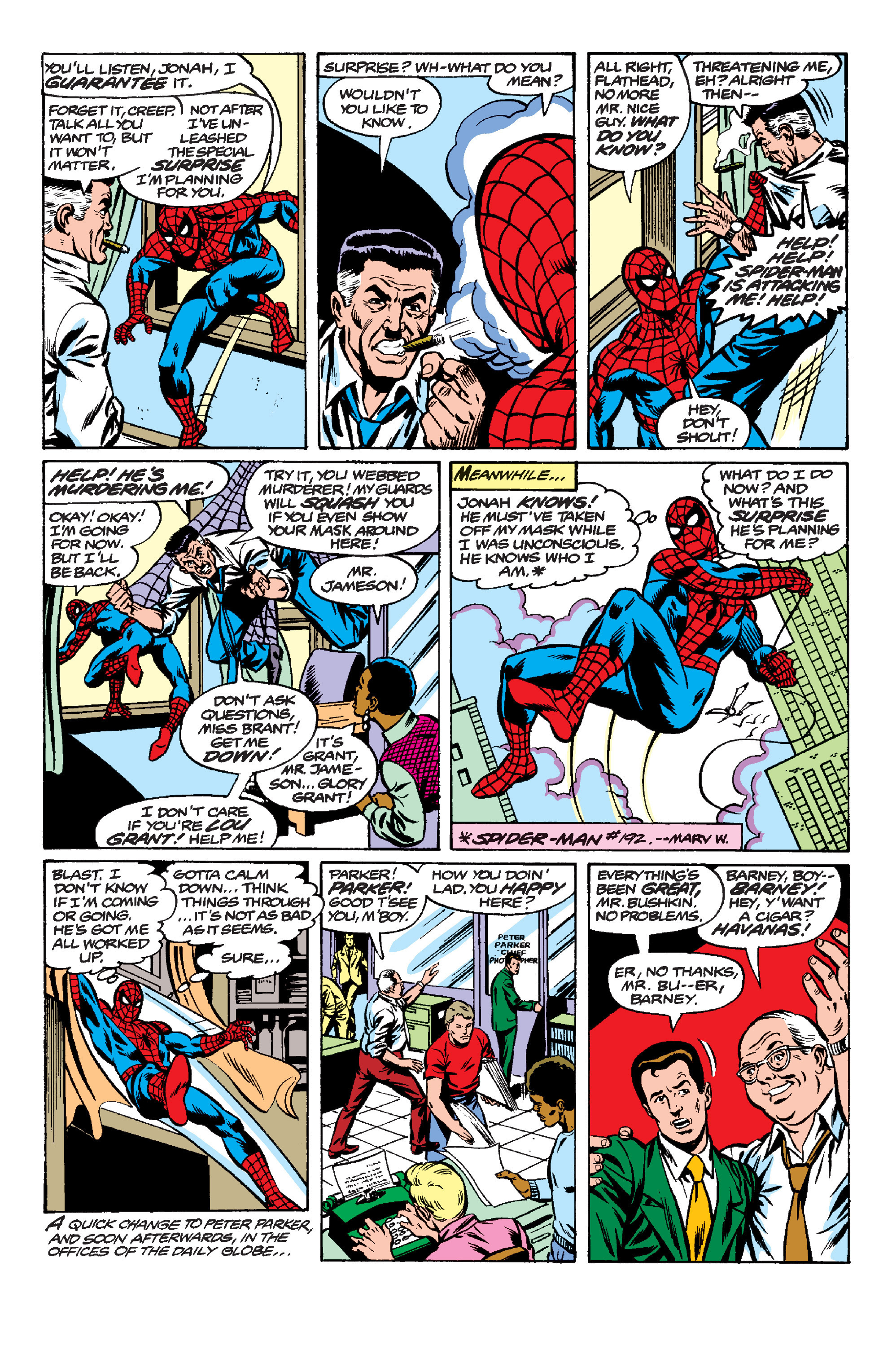 The Amazing Spider-Man (1963) 194 Page 7
