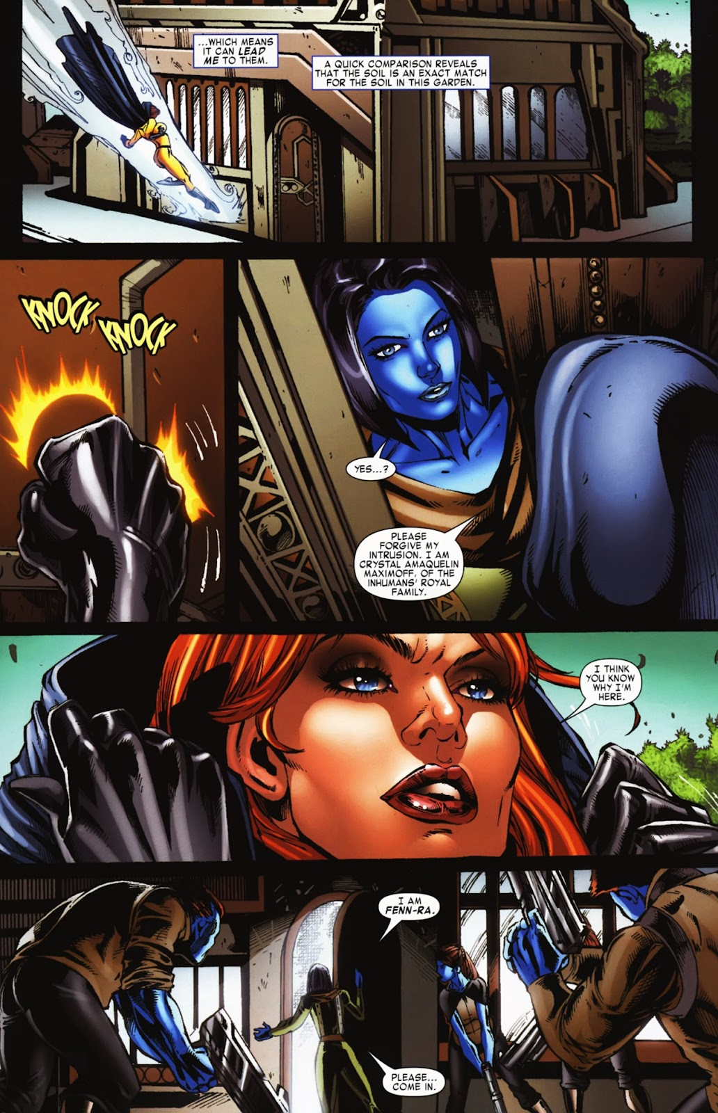 War of Kings: Warriors Issue #2 #2 - English 7