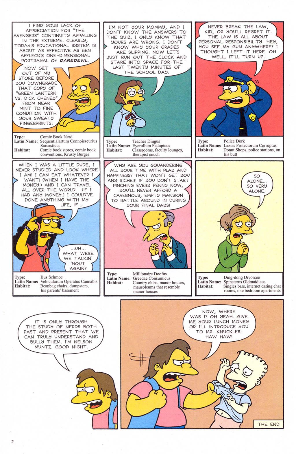 Read online Simpsons Comics Presents Bart Simpson comic -  Issue #24 - 14