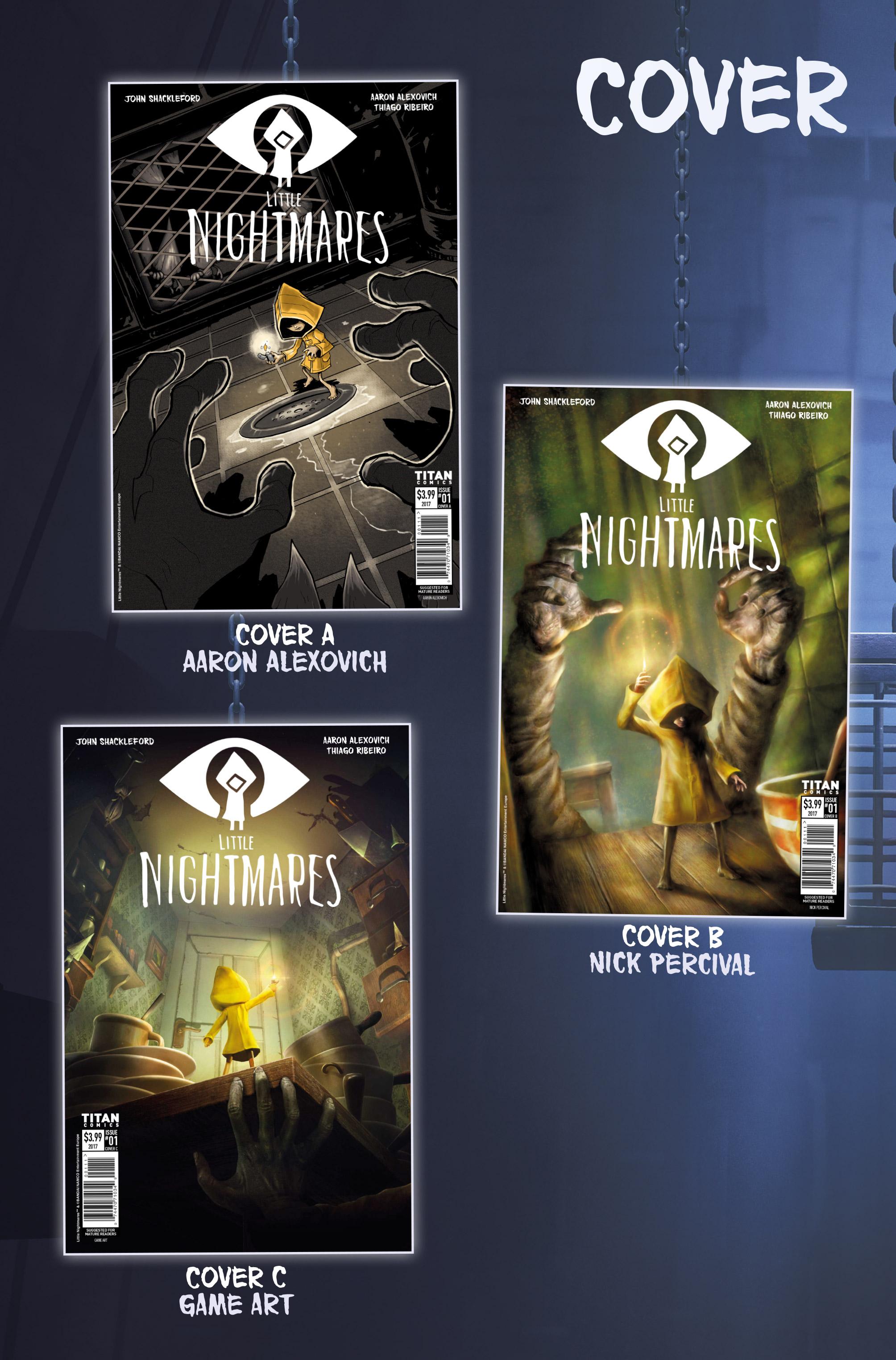 Read online Little Nightmares comic -  Issue #1 - 26