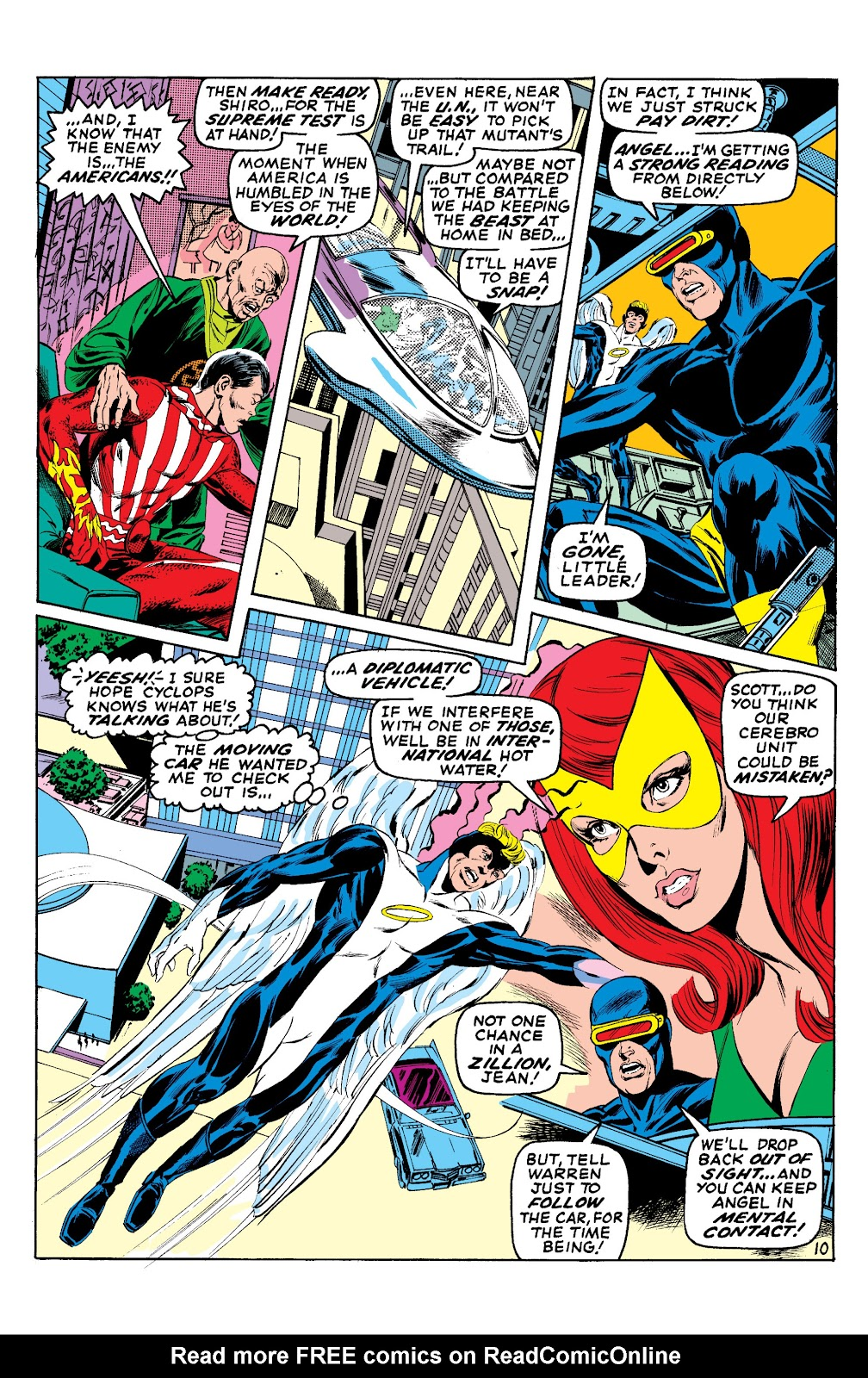 Uncanny X-Men (1963) issue 64 - Page 11