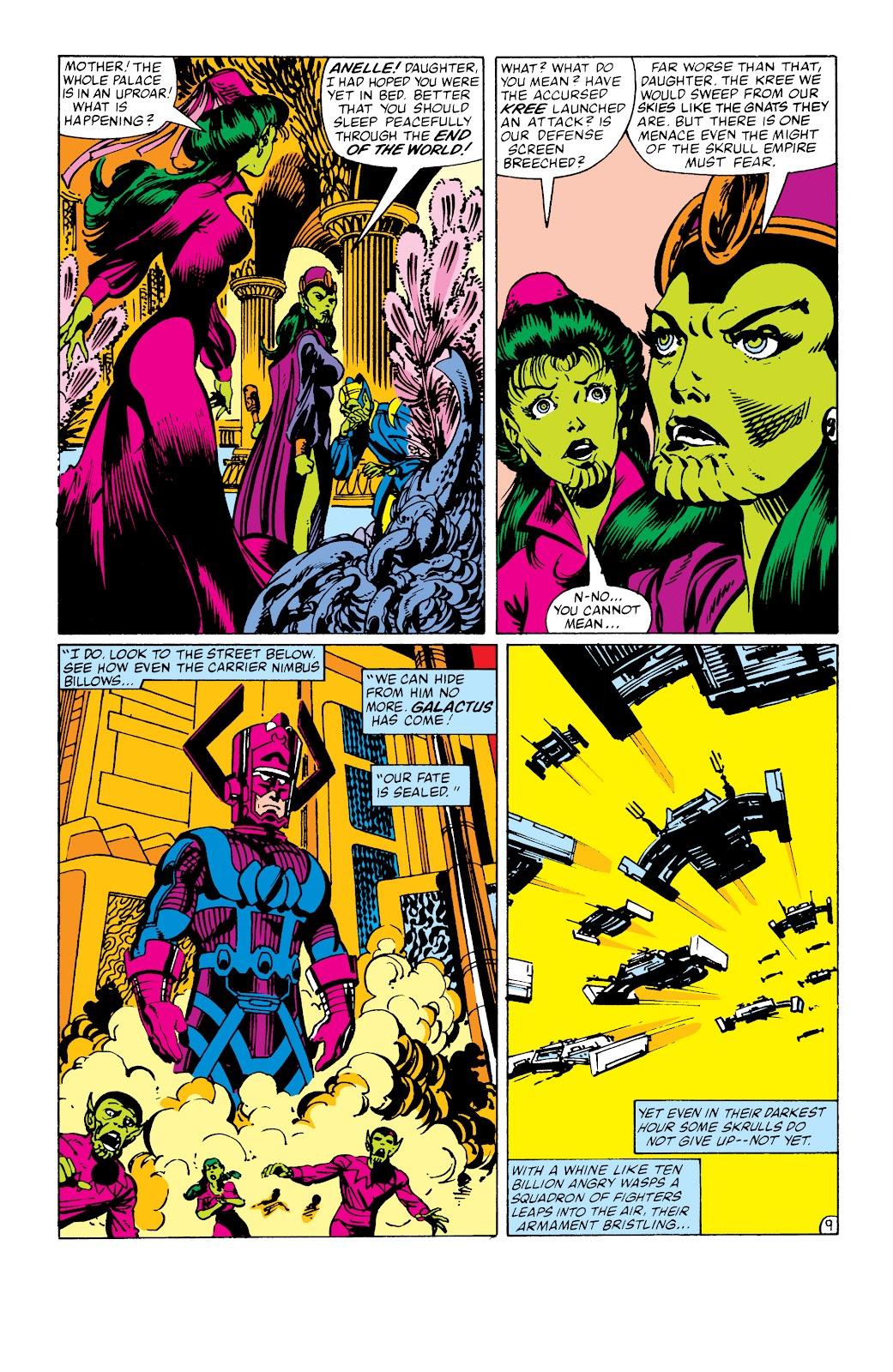 Read online Secret Invasion: Rise of the Skrulls comic -  Issue # TPB (Part 1) - 80