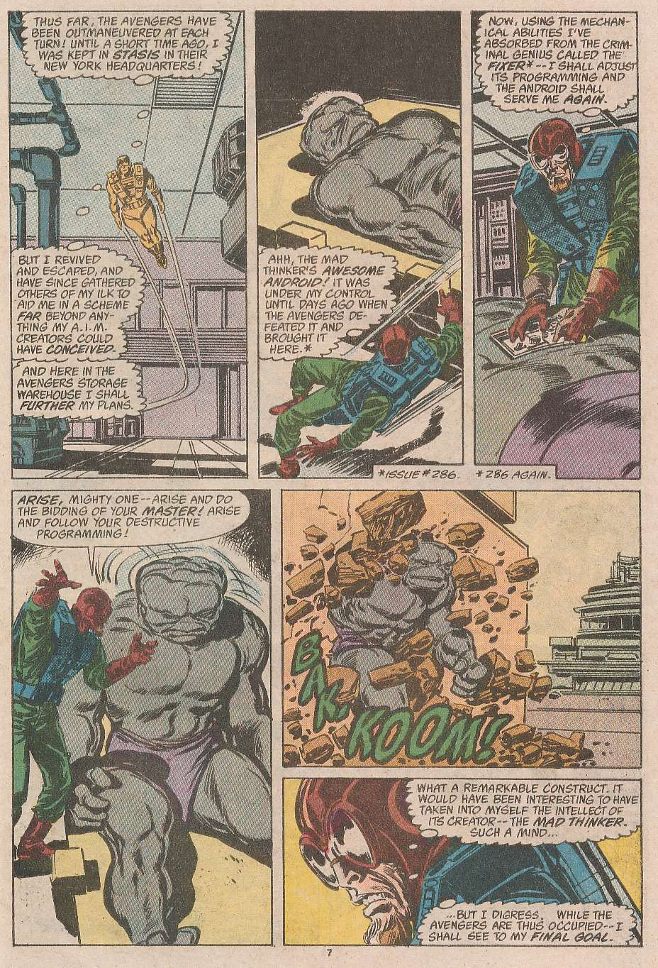 The Avengers (1963) 289 Page 6