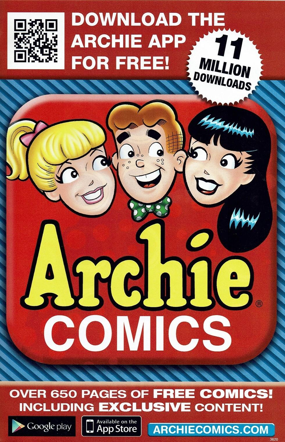 Read online Kevin Keller comic -  Issue #8 - 36