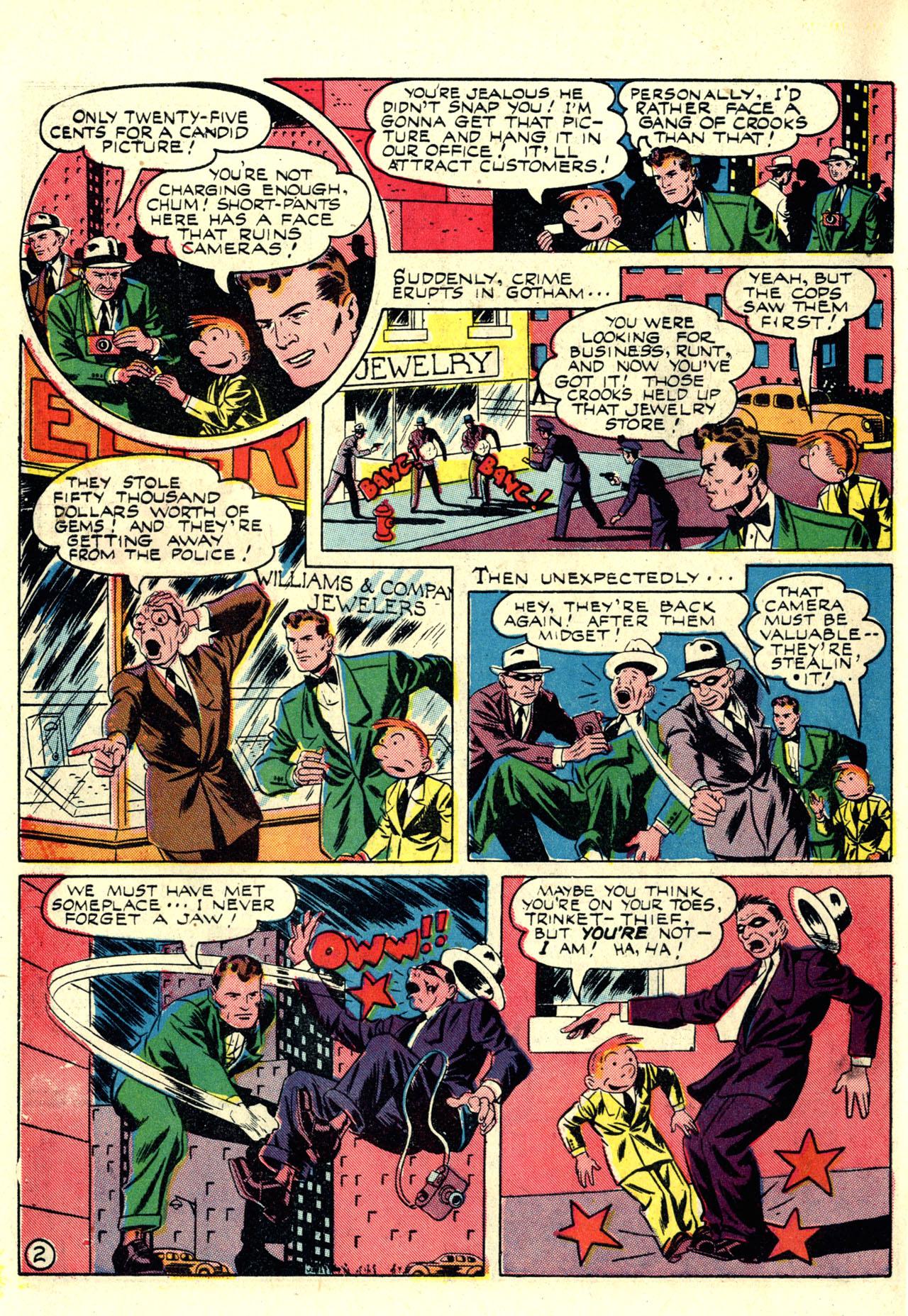 Read online Detective Comics (1937) comic -  Issue #76 - 52