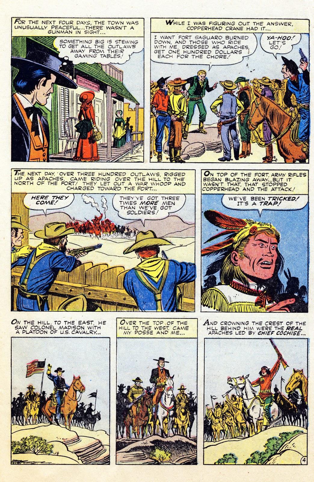 Gunsmoke Western issue 36 - Page 31