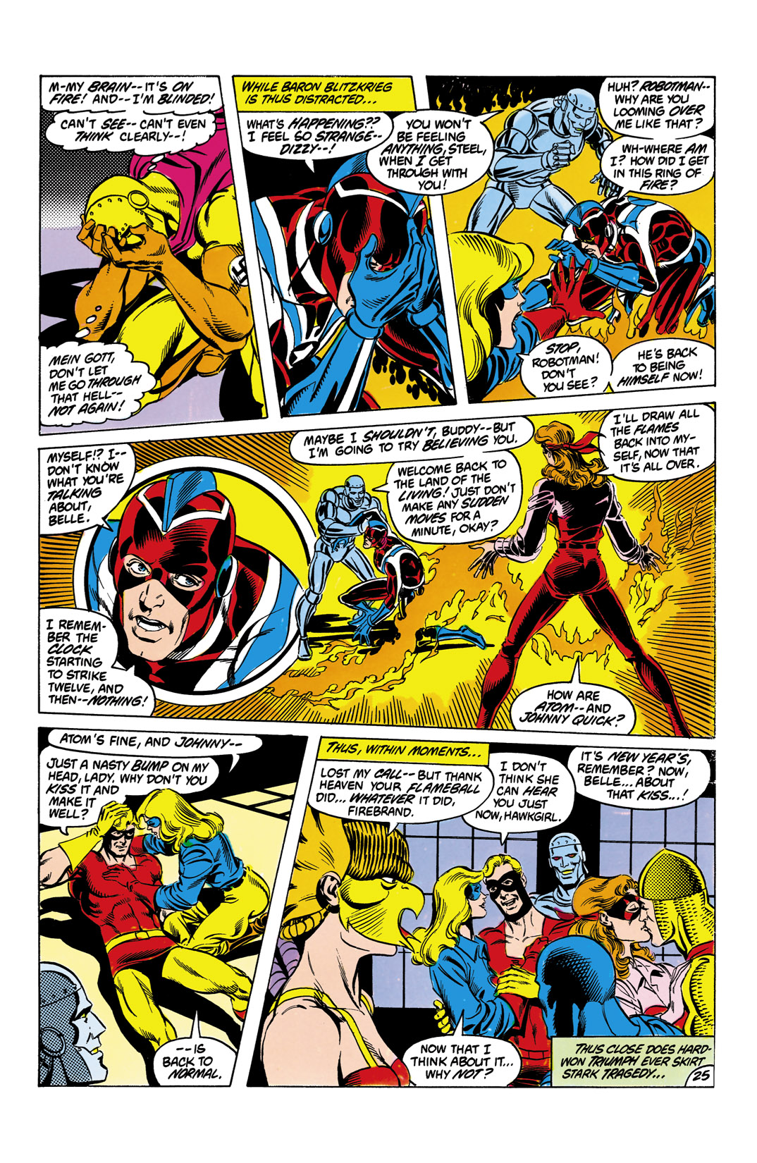 Read online All-Star Squadron comic -  Issue #9 - 26