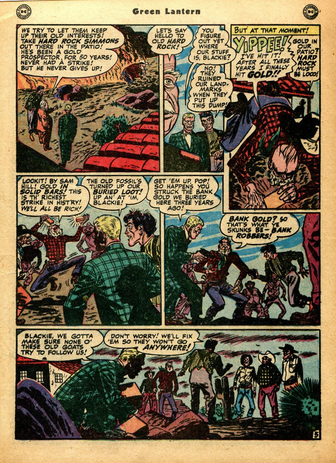 Green Lantern (1941) Issue #33 #33 - English 8