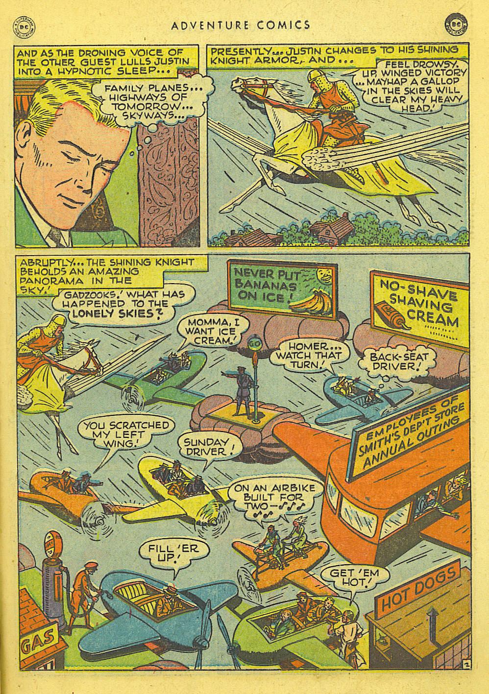 Read online Adventure Comics (1938) comic -  Issue #127 - 29