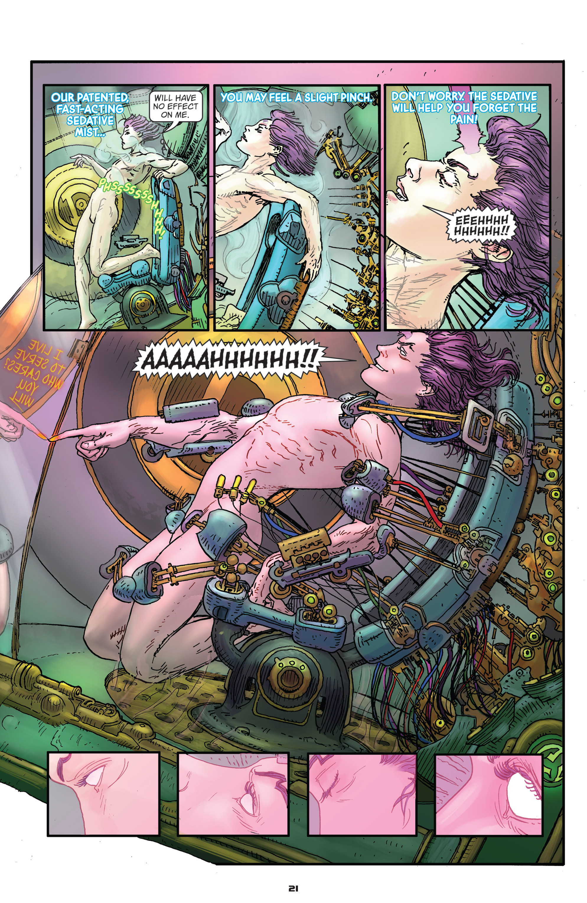 Read online Starstruck: Old Proldiers Never Die comic -  Issue #4 - 22