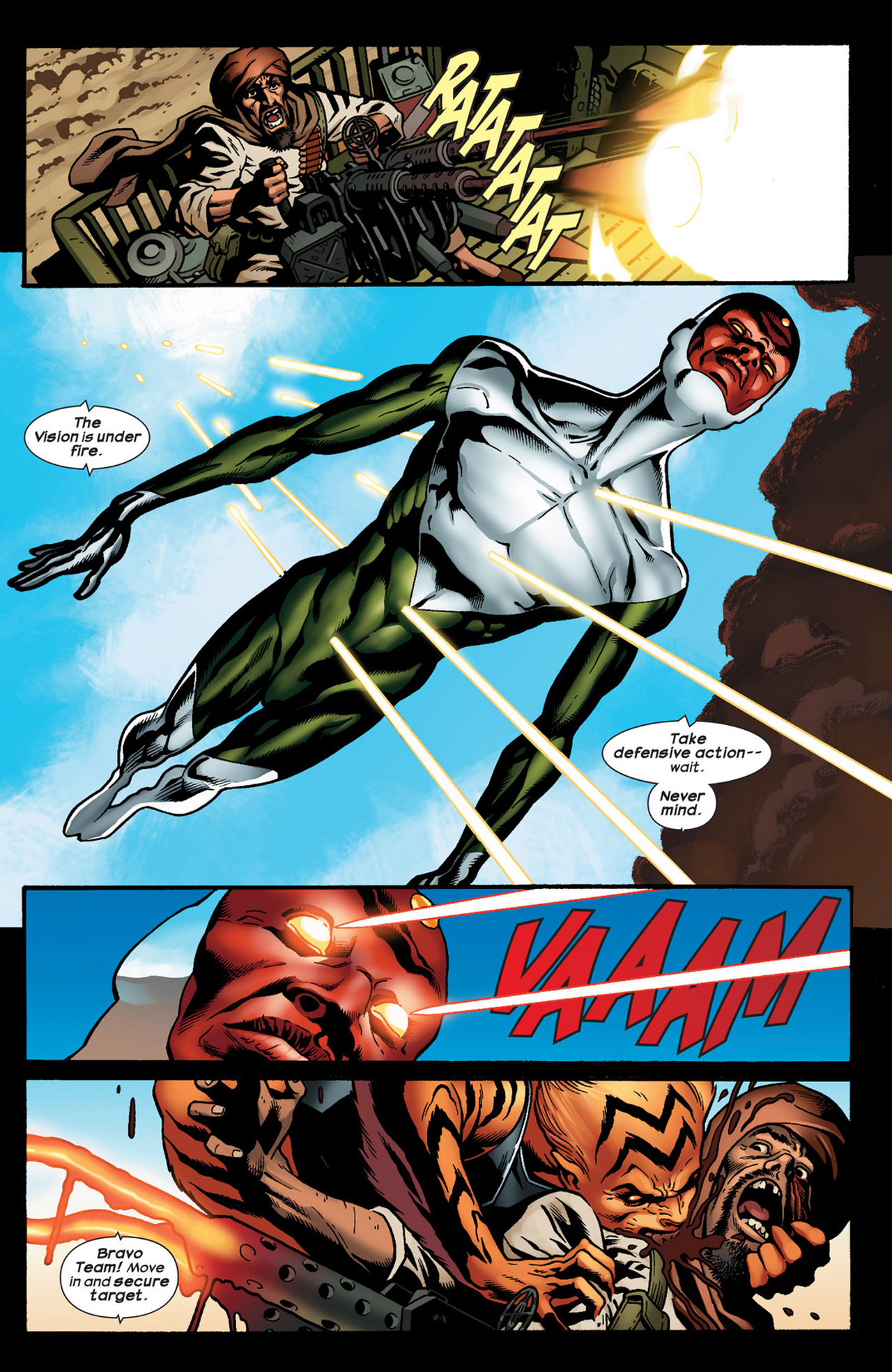 Read online Ultimate Comics Ultimates comic -  Issue #22 - 5