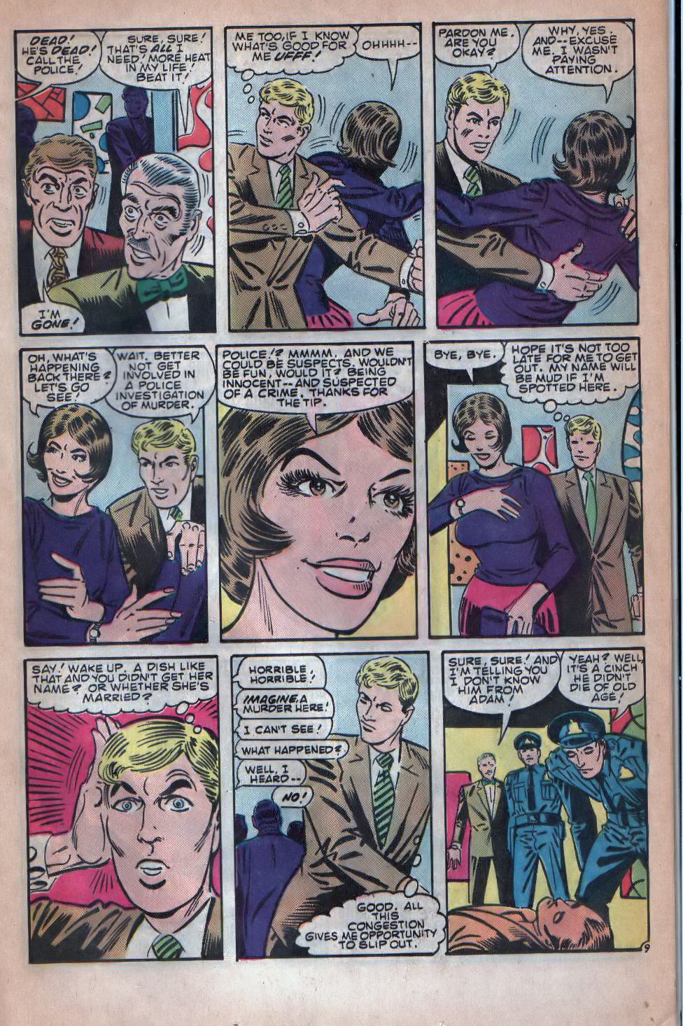 Read online The Fly (1983) comic -  Issue #8 - 10