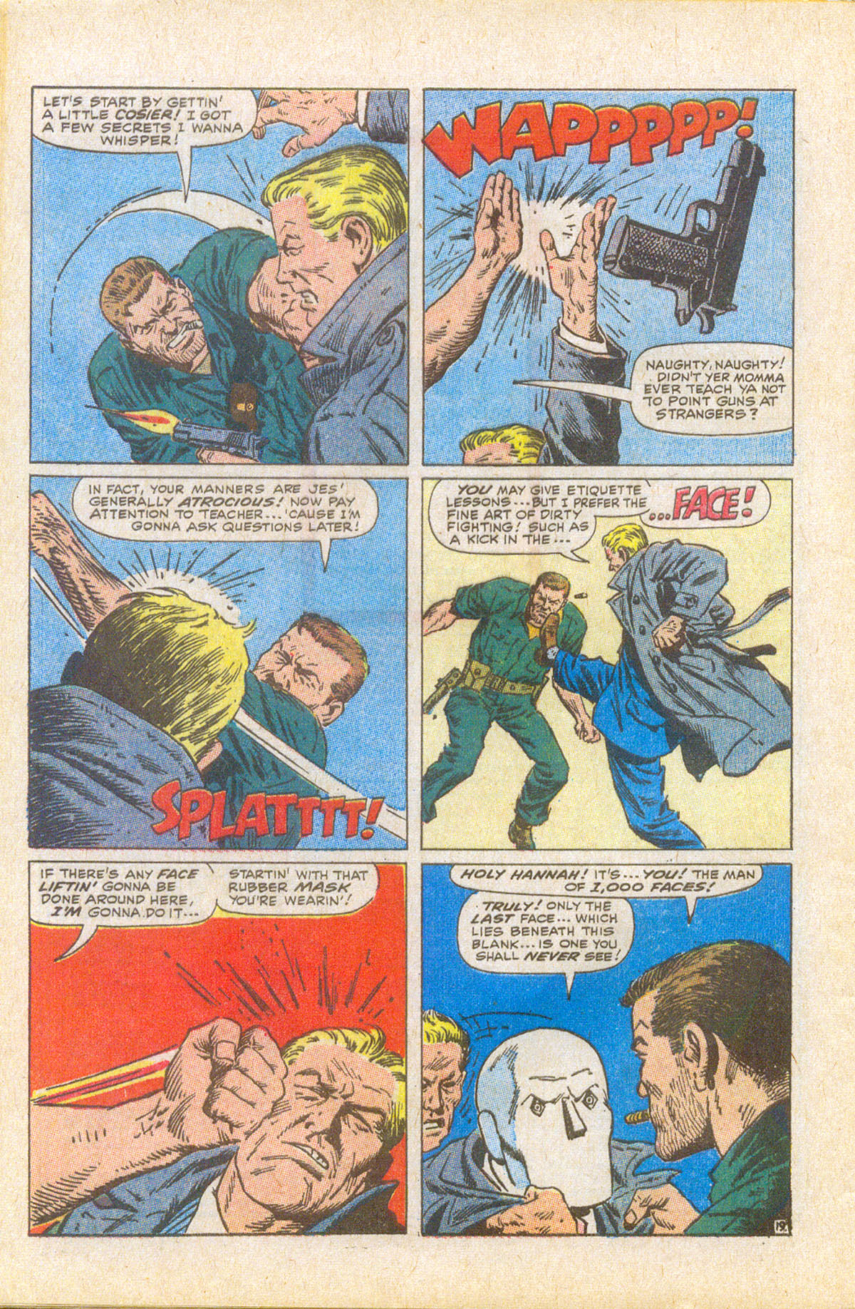 Read online Sgt. Fury comic -  Issue #58 - 28