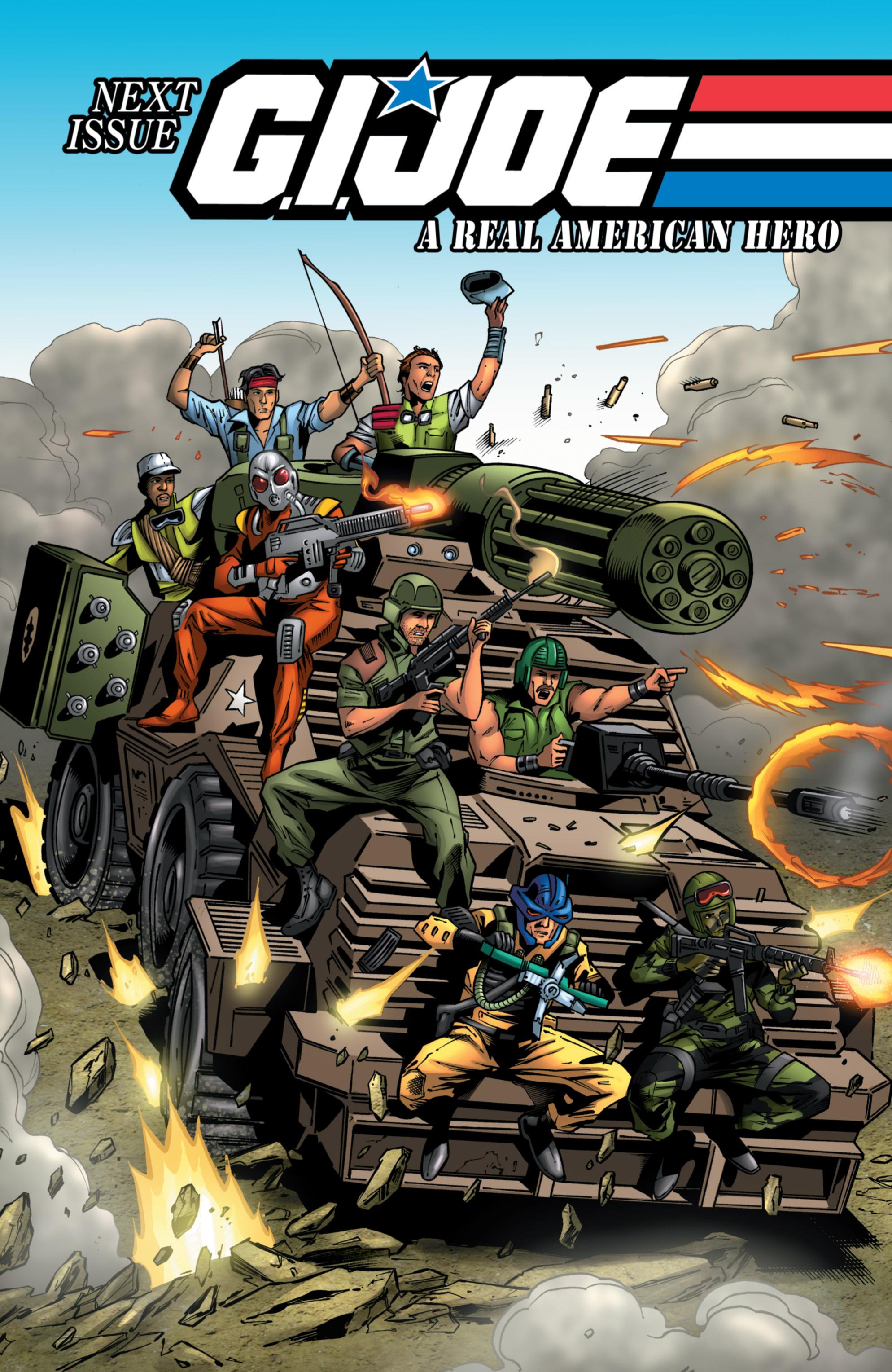 G.I. Joe: A Real American Hero 195 Page 24