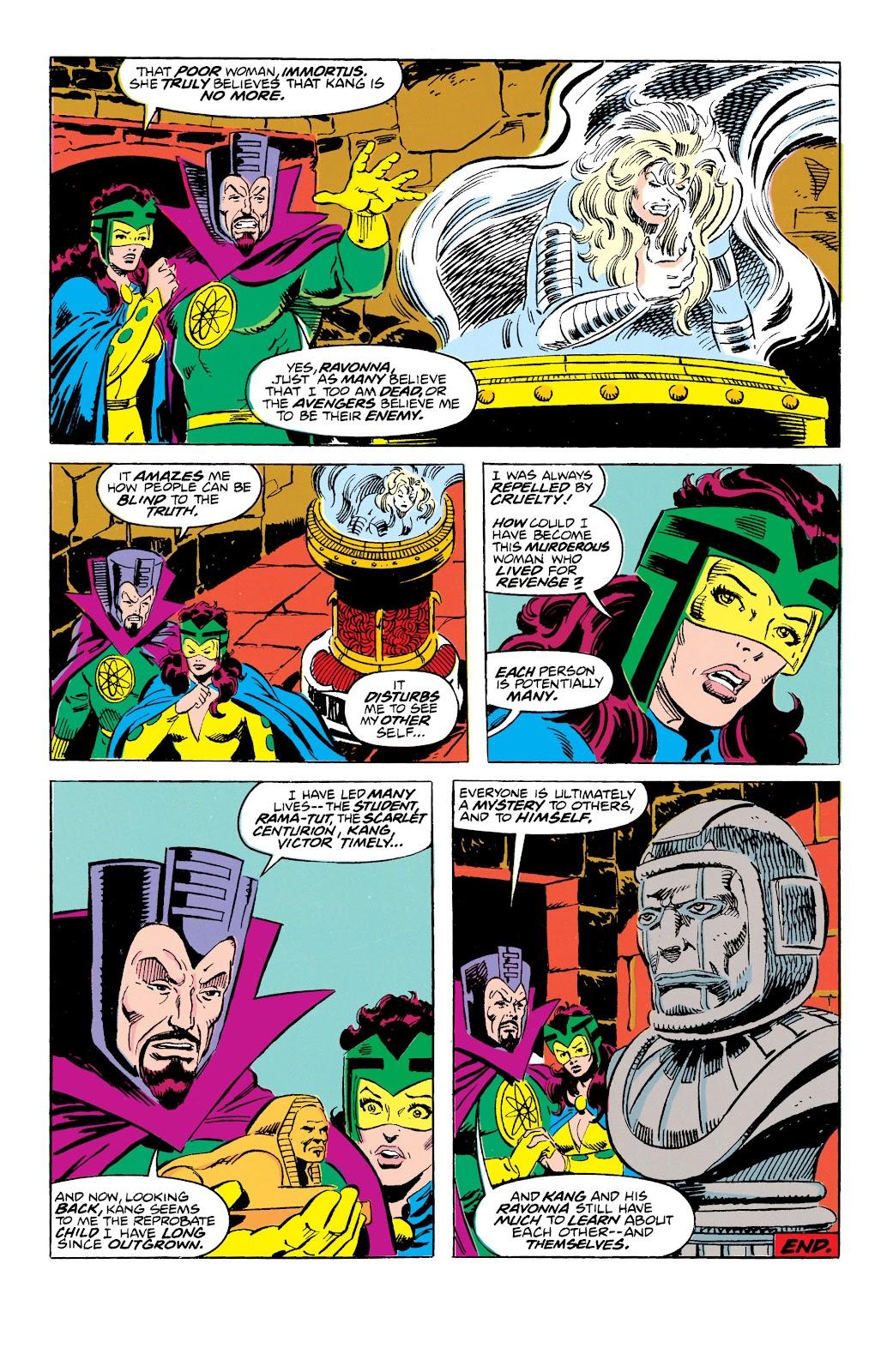 Read online Avengers: Citizen Kang comic -  Issue # TPB (Part 2) - 122