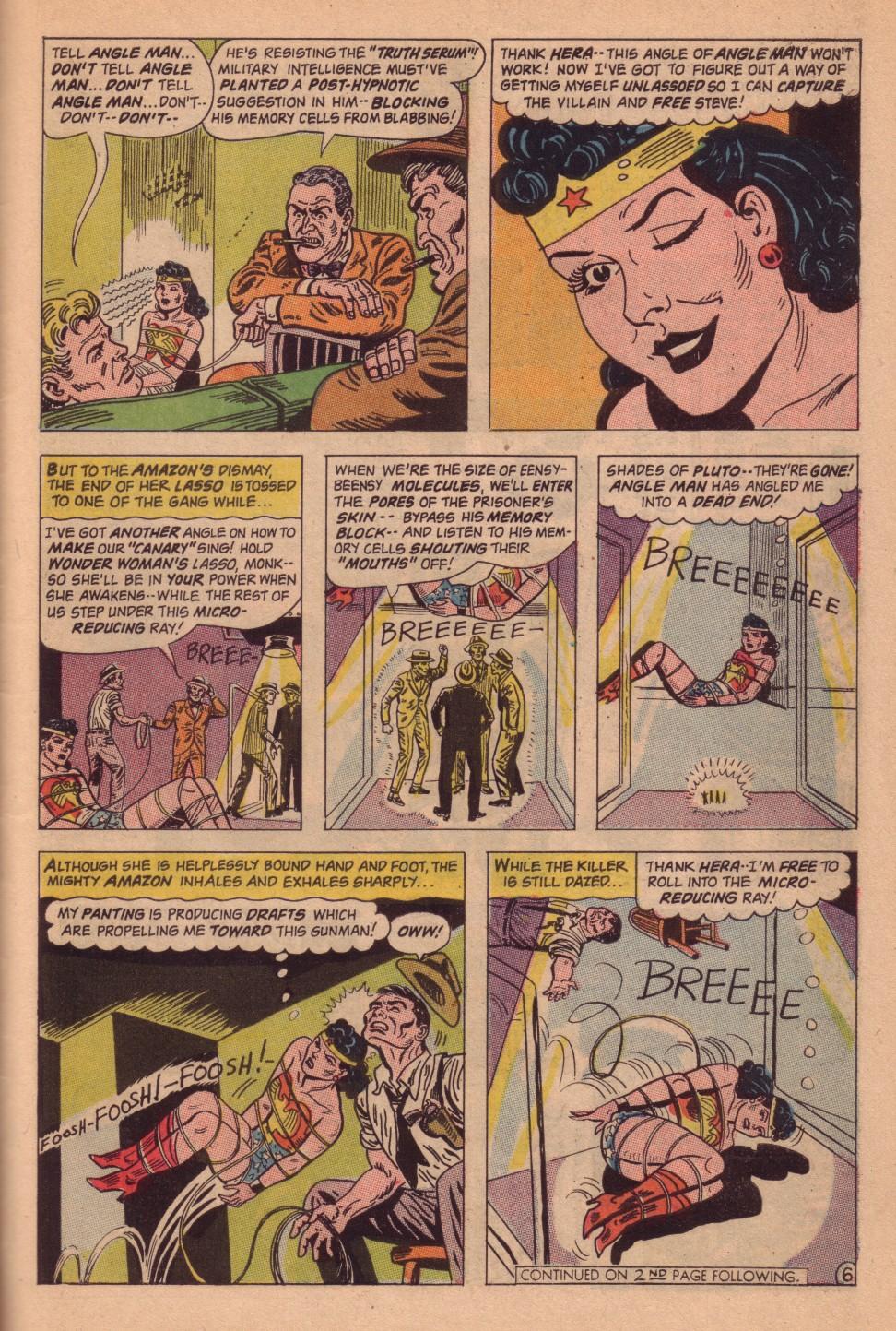 Read online Wonder Woman (1942) comic -  Issue #161 - 27