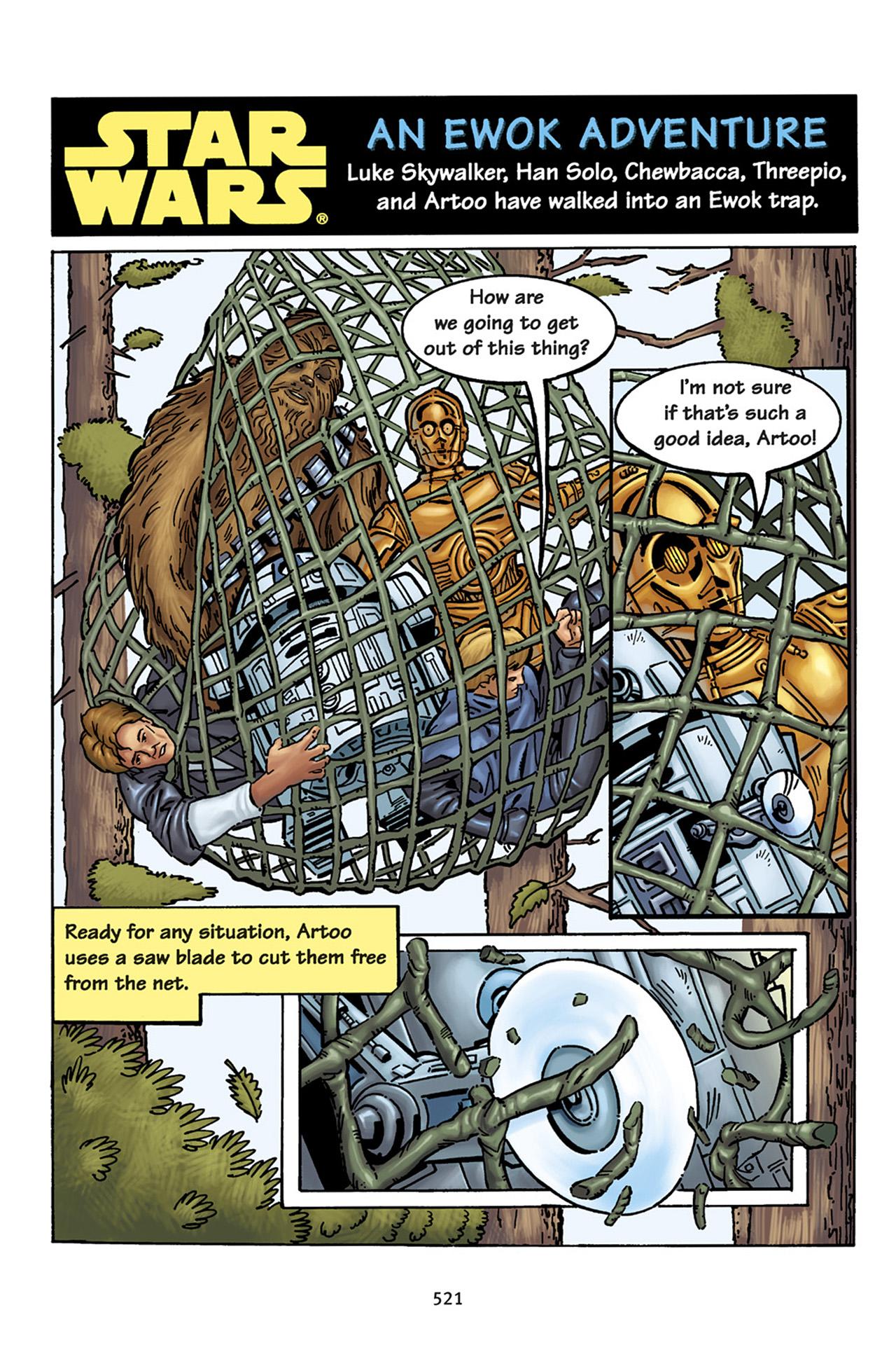 Read online Star Wars Omnibus comic -  Issue # Vol. 23.5 - 265