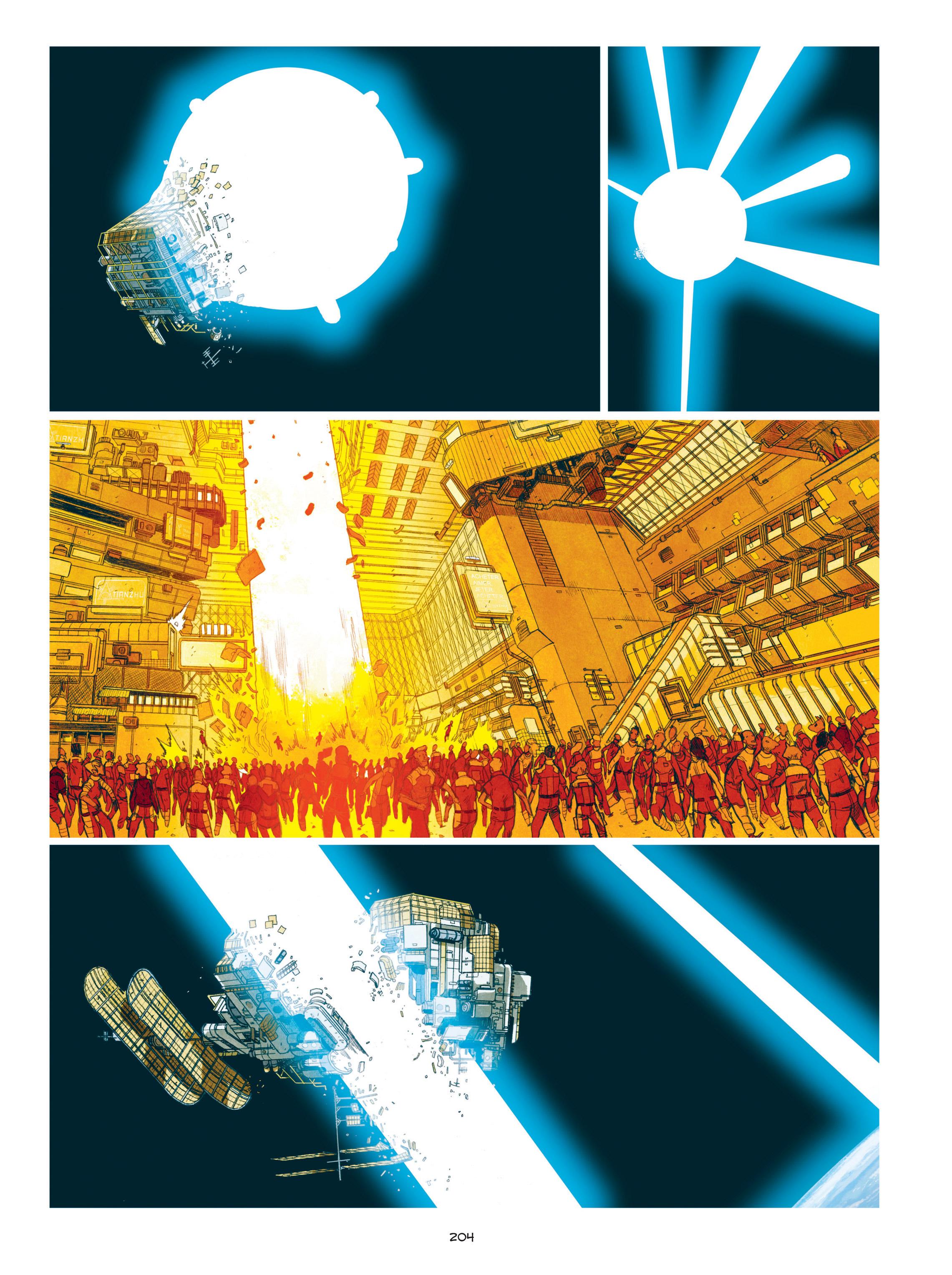 Read online Shangri-La comic -  Issue # Full - 205