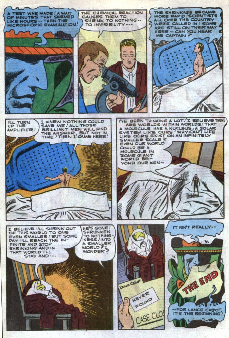 Read online Scary Tales comic -  Issue #39 - 20