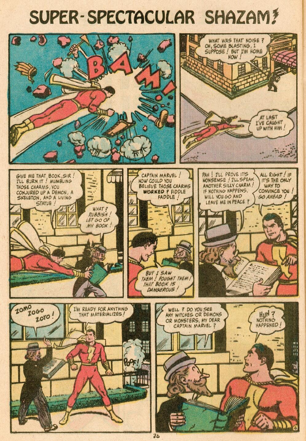Read online Shazam! (1973) comic -  Issue #14 - 64