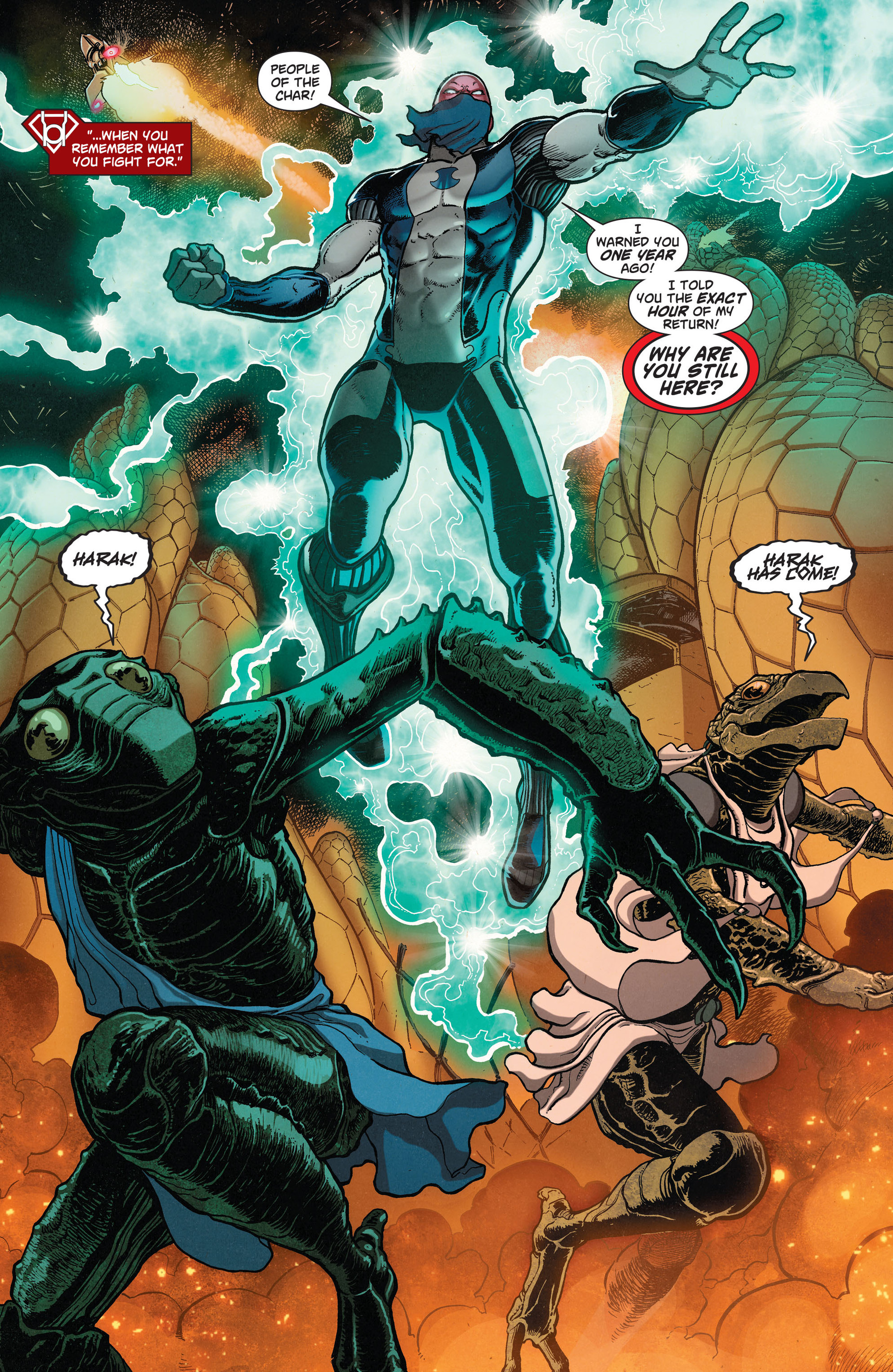 Read online Action Comics (2011) comic -  Issue #33 - 11