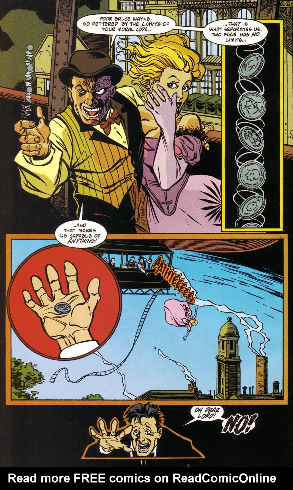 Batman: Two Faces issue Full - Page 12