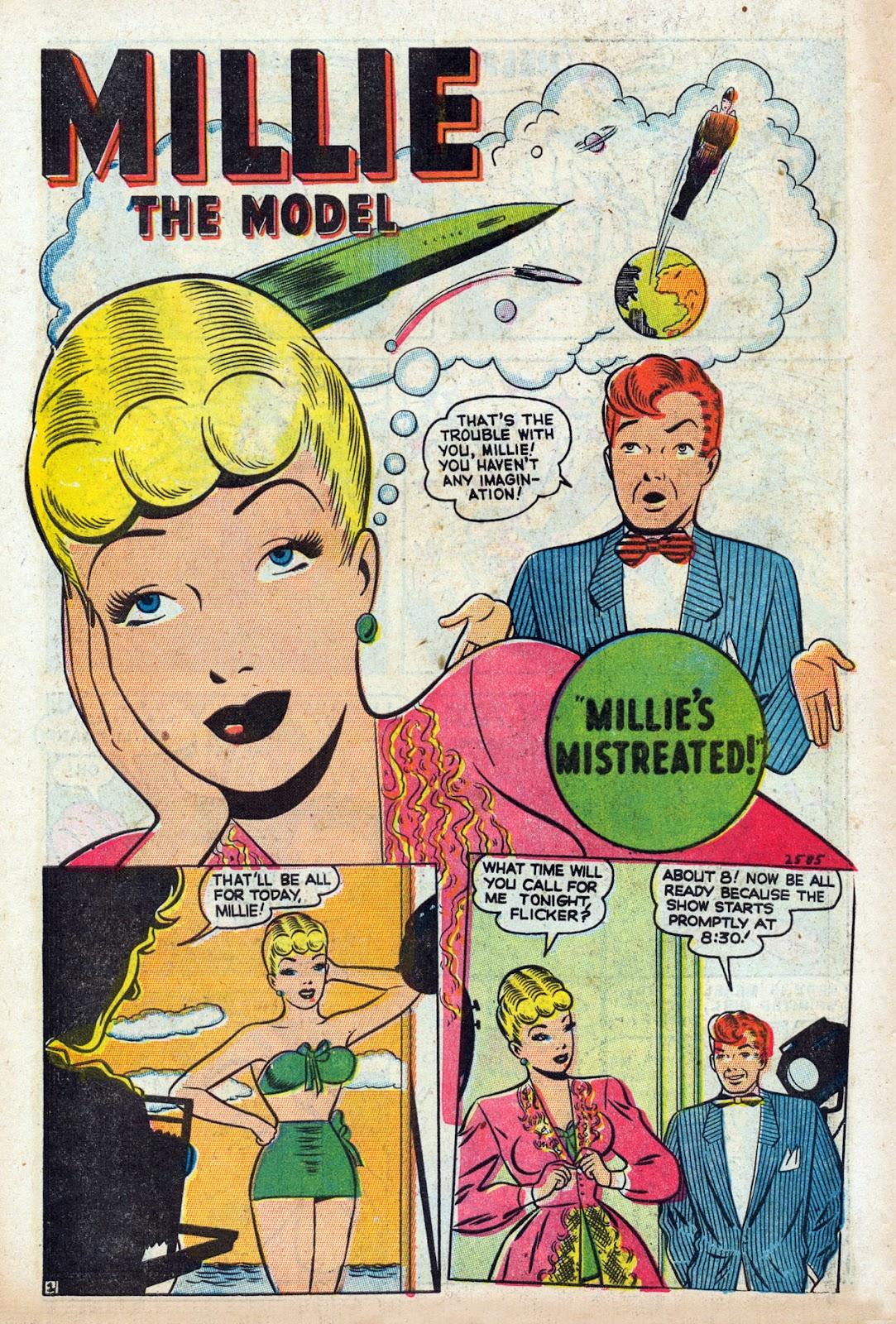Read online Comedy Comics (1948) comic -  Issue #3 - 28