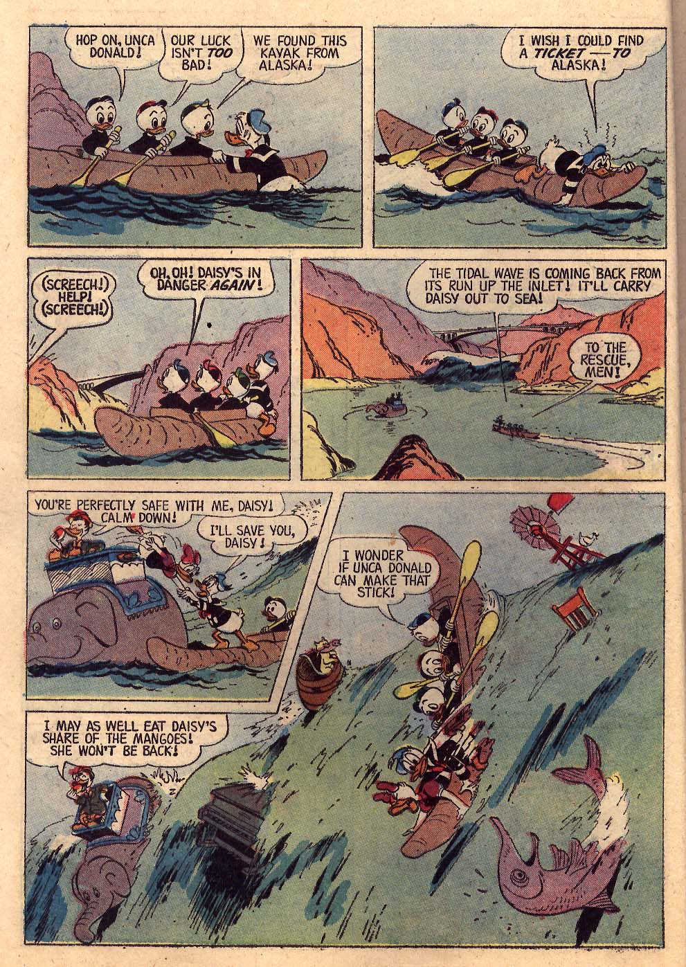 Walt Disney's Comics and Stories issue 224 - Page 10