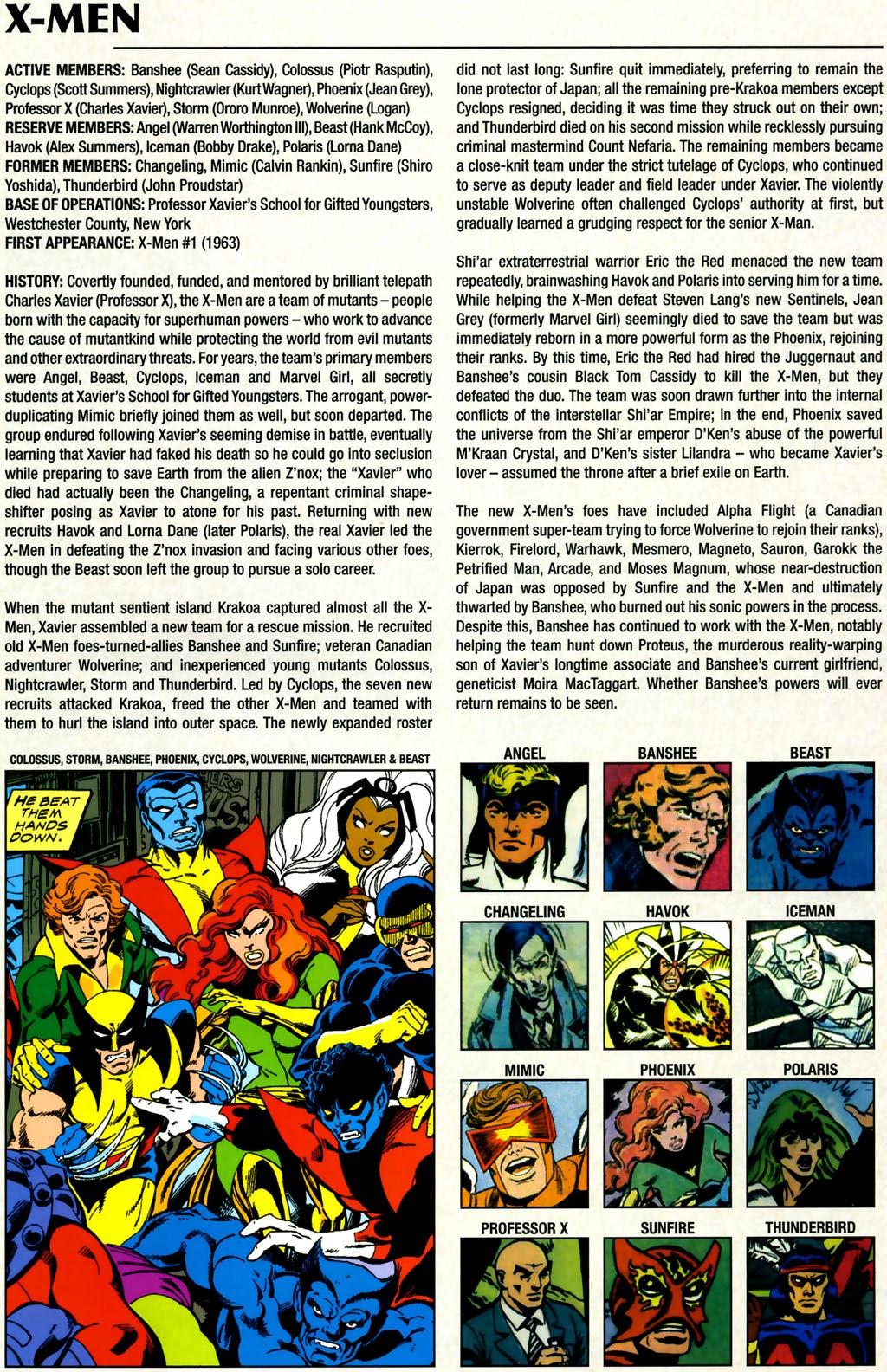 Read online Marvel Legacy: The 1970's Handbook comic -  Issue # Full - 64