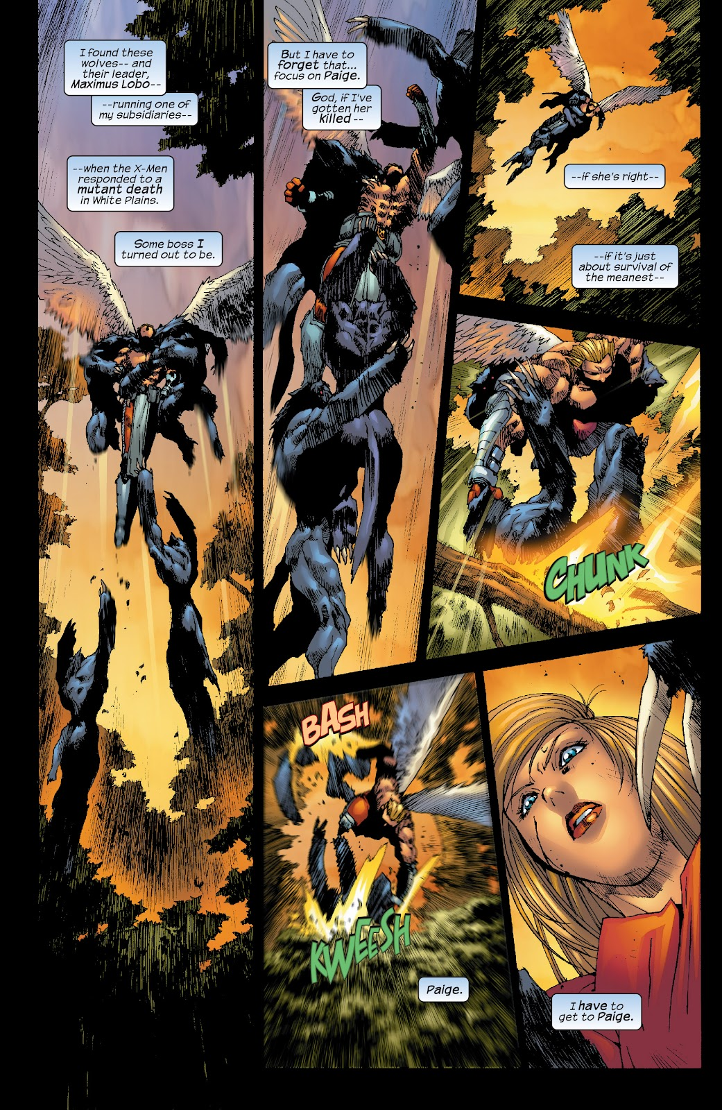 Read online X-Men: Unstoppable comic -  Issue # TPB (Part 3) - 66