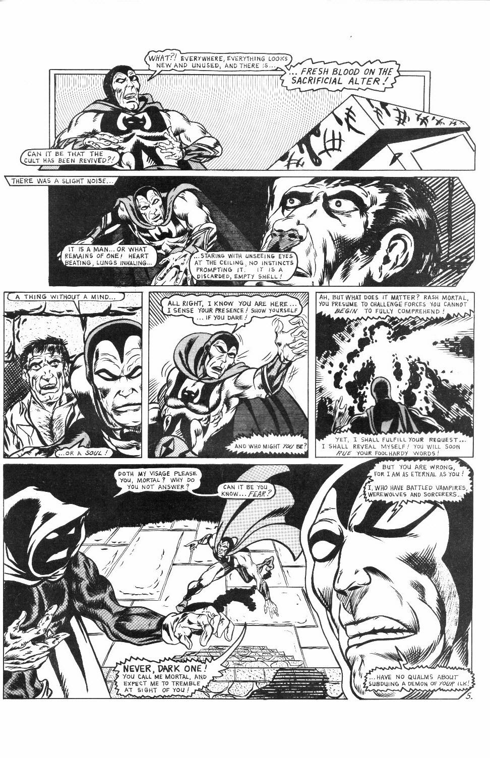 Read online Dr. Weird Special comic -  Issue # Full - 23