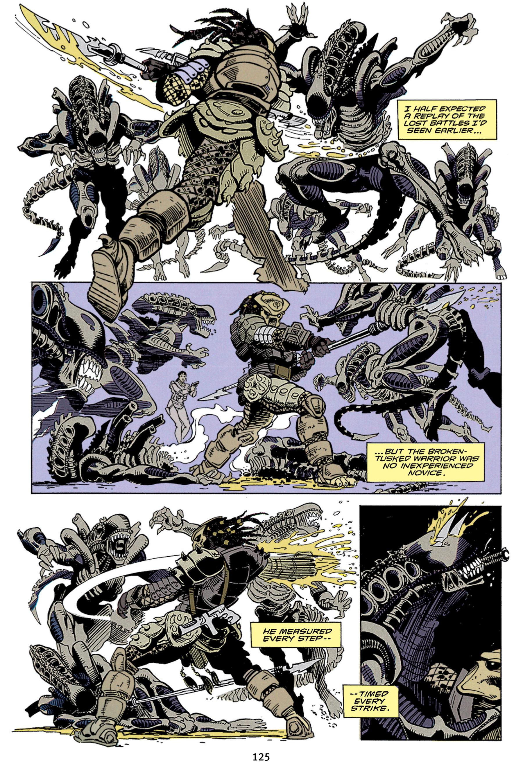 Read online Aliens vs. Predator Omnibus comic -  Issue # _TPB 1 Part 2 - 24