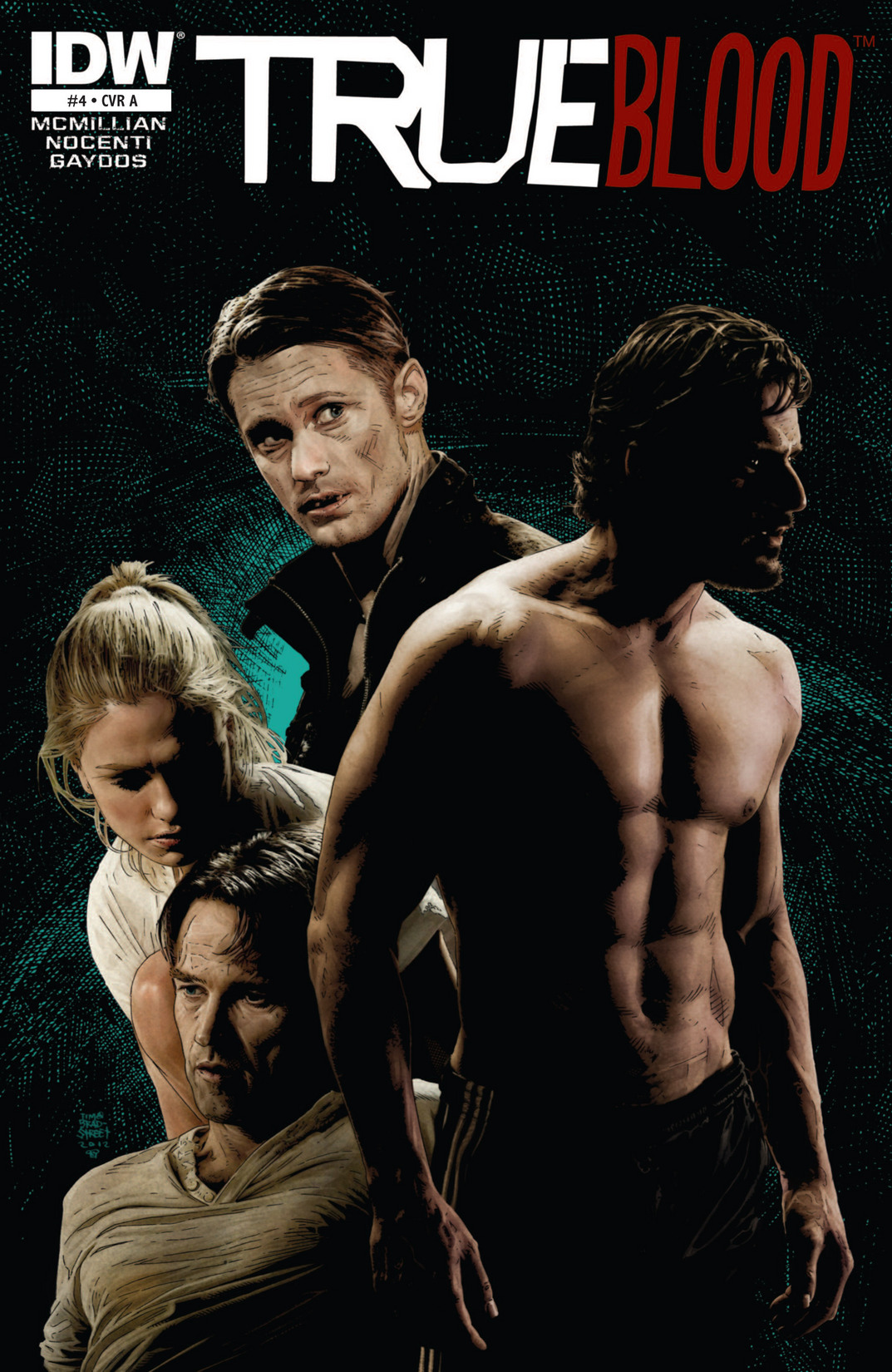 Read online True Blood (2012) comic -  Issue #4 - 1