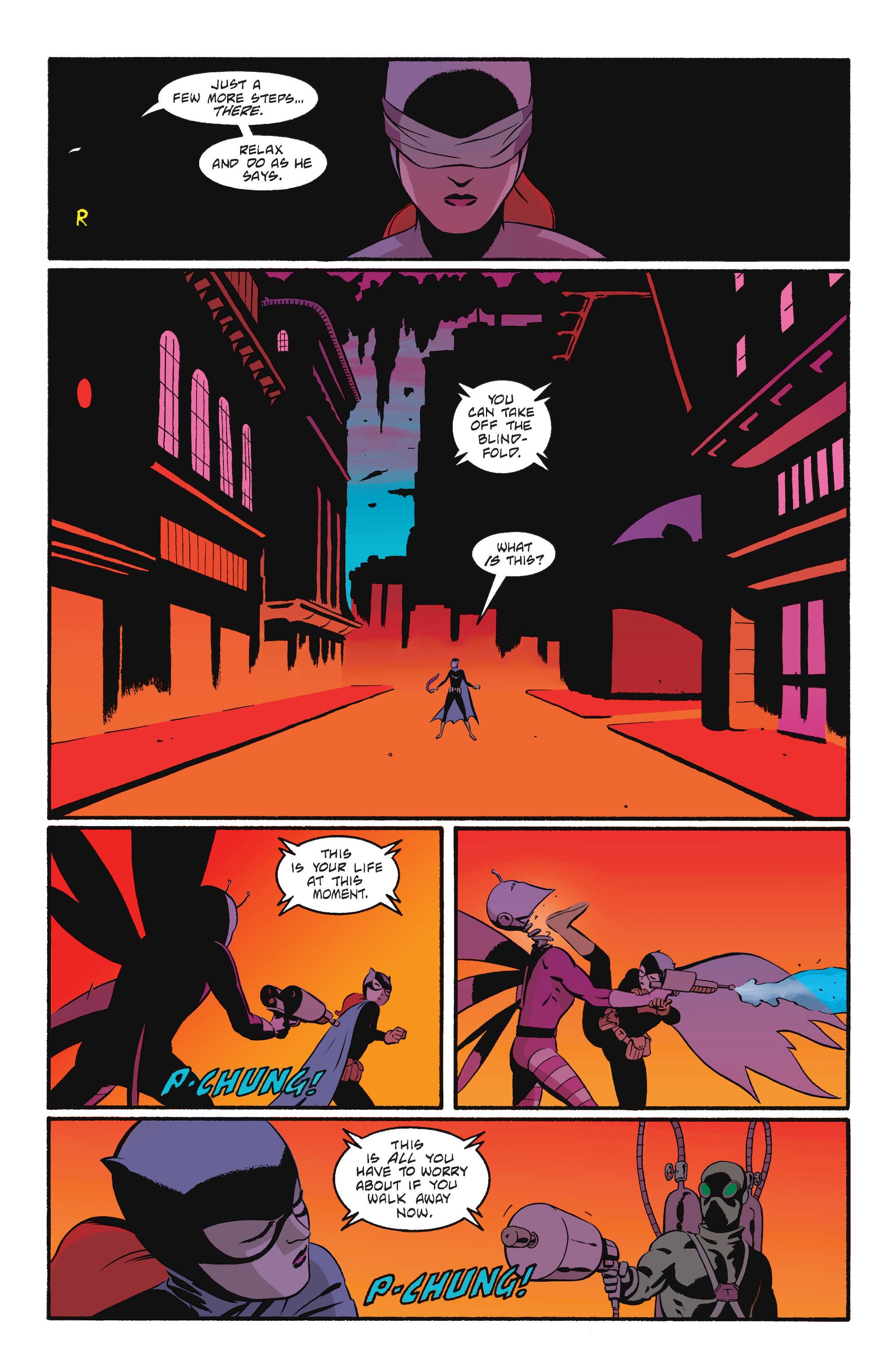 Read online Batgirl/Robin: Year One comic -  Issue # TPB 2 - 191