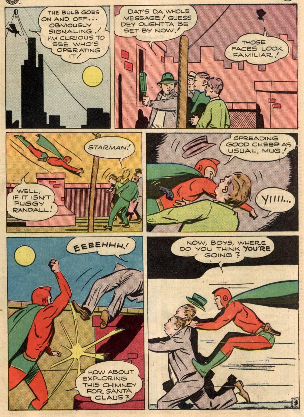 Read online Adventure Comics (1938) comic -  Issue #100 - 33