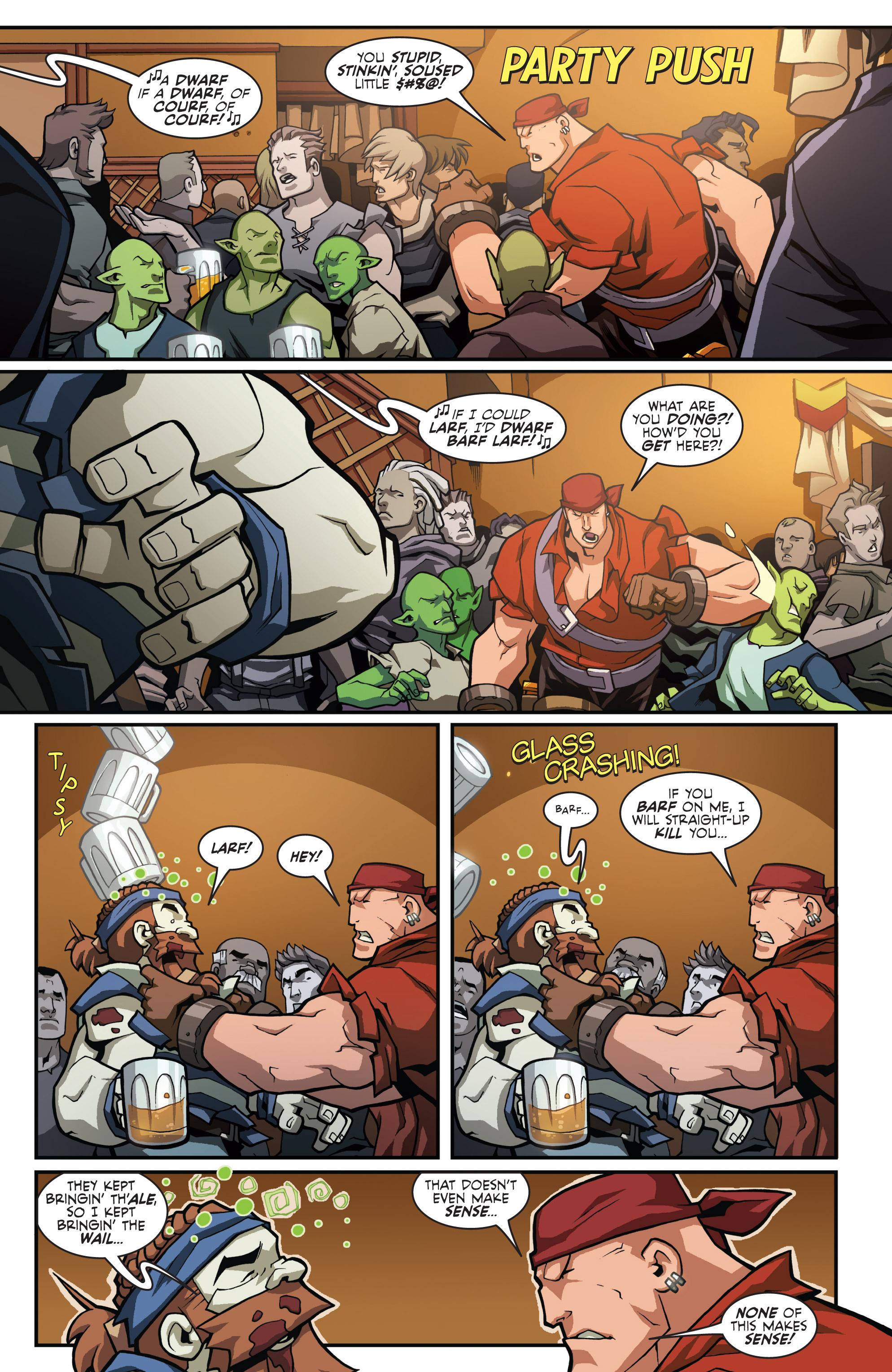Read online Skullkickers comic -  Issue #23 - 5
