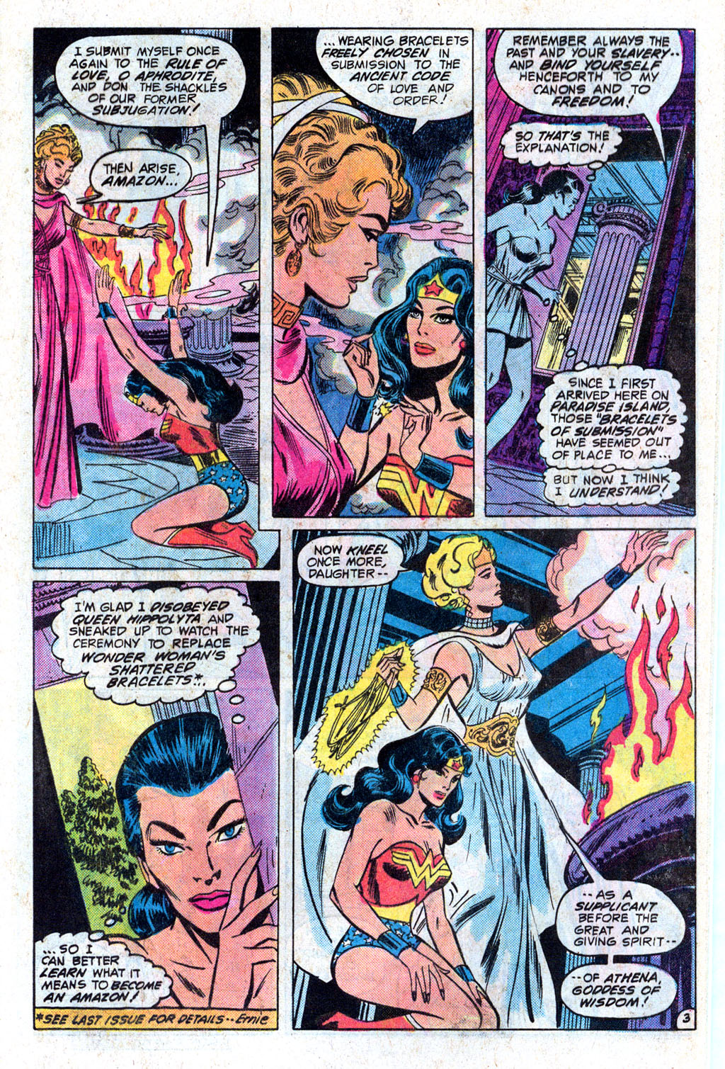 Read online Wonder Woman (1942) comic -  Issue #308 - 5