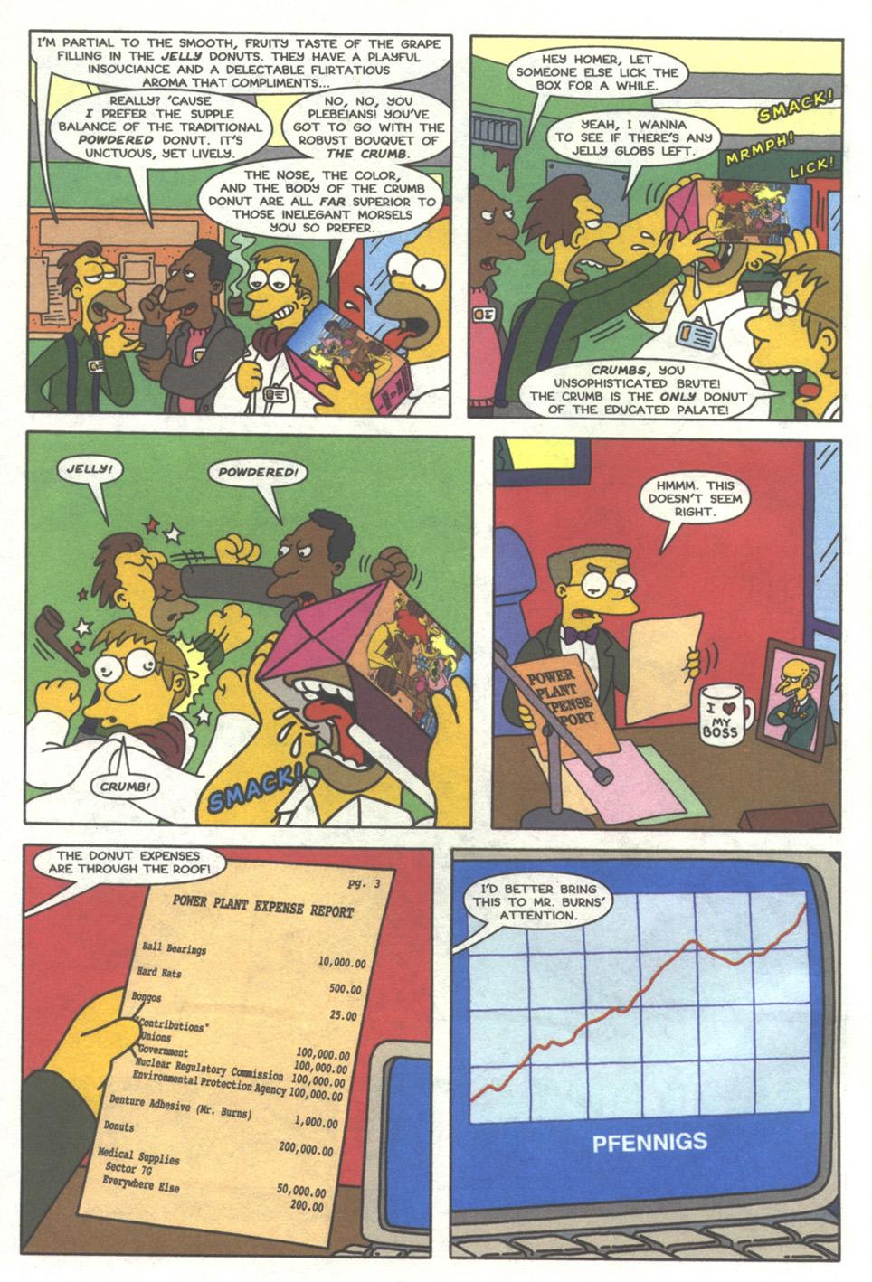 Read online Simpsons Comics comic -  Issue #38 - 3