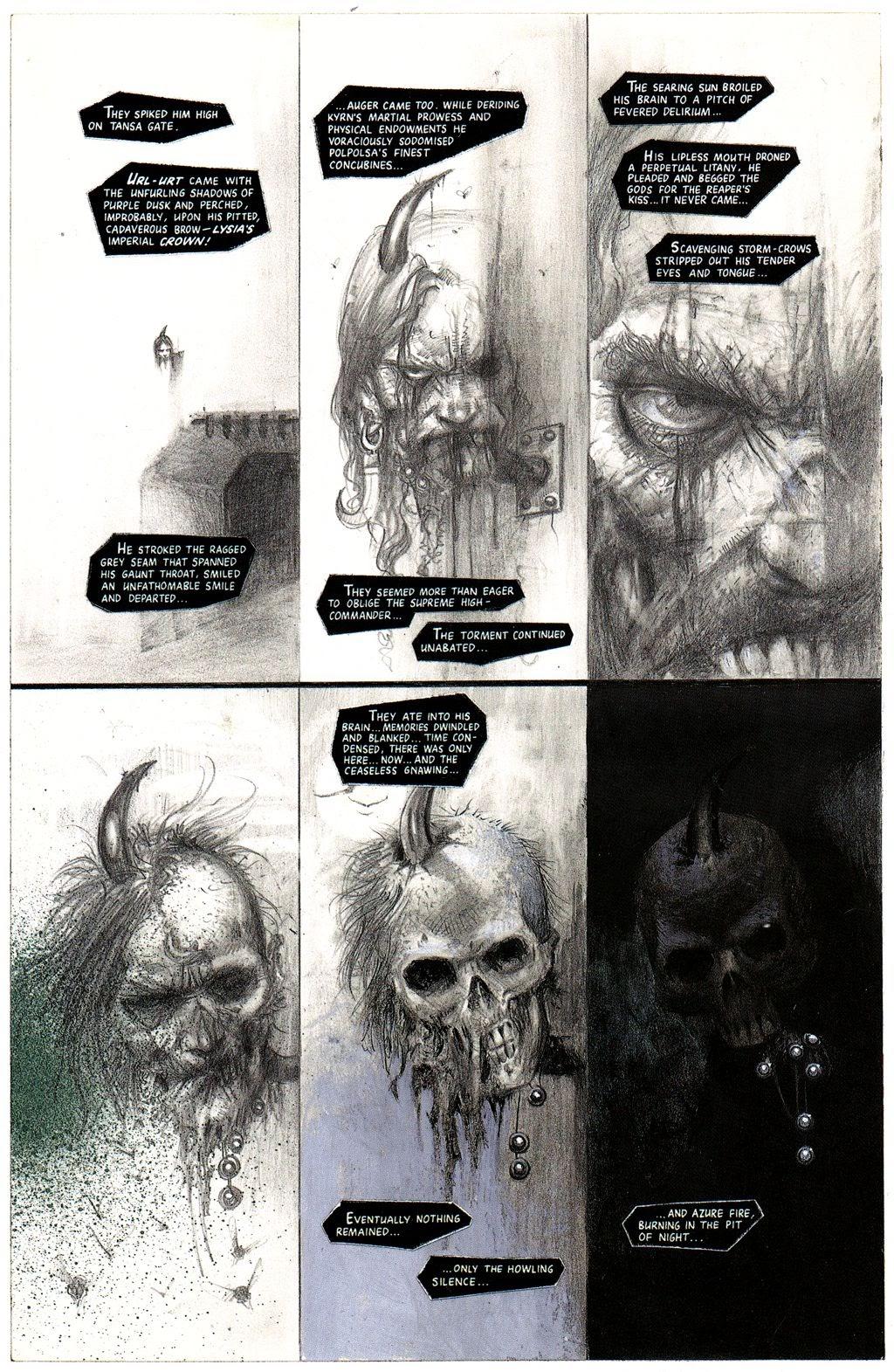 Read online Bisley's Scrapbook comic -  Issue # Full - 25