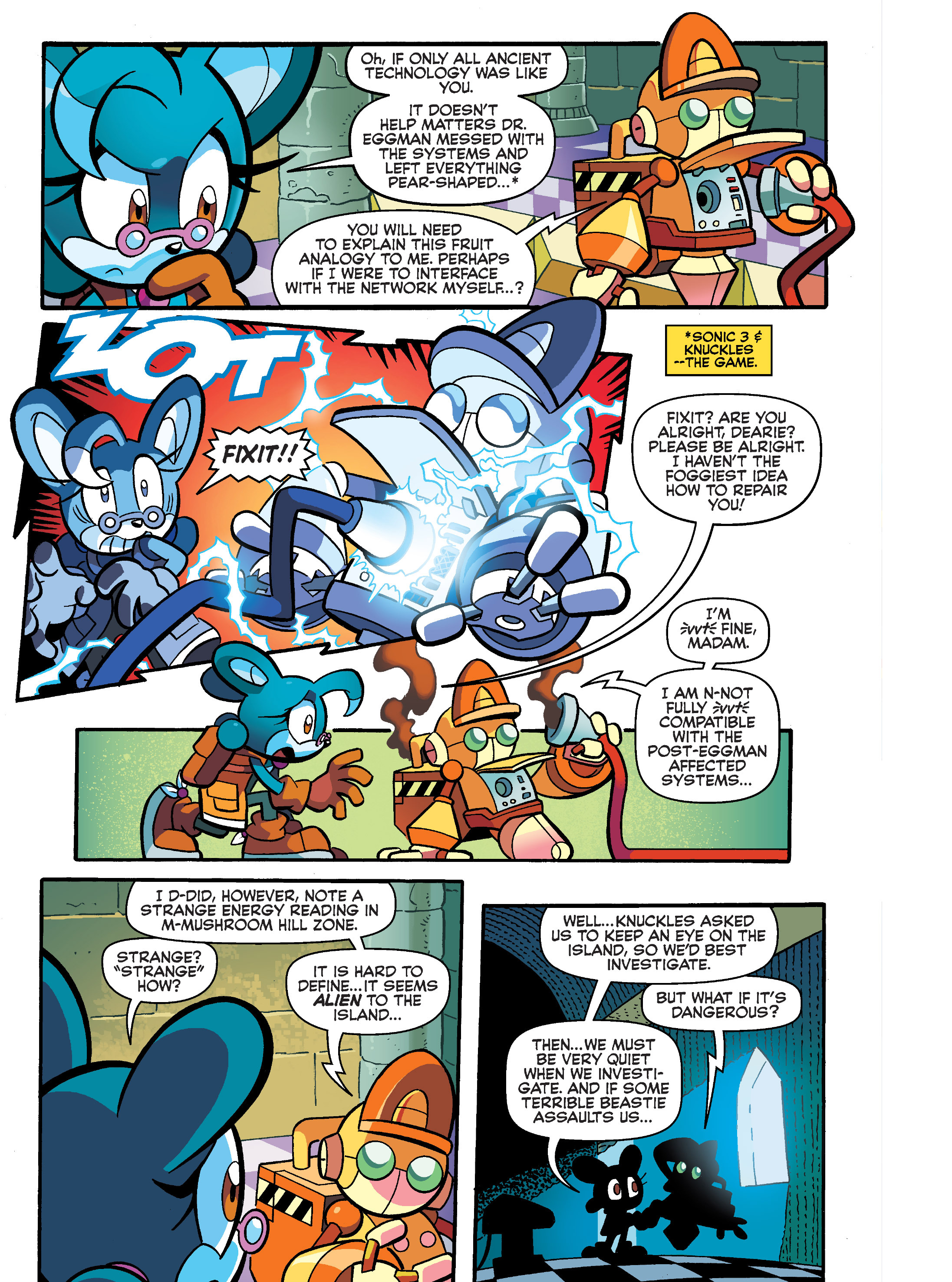 Read online Sonic Super Digest comic -  Issue #10 - 53