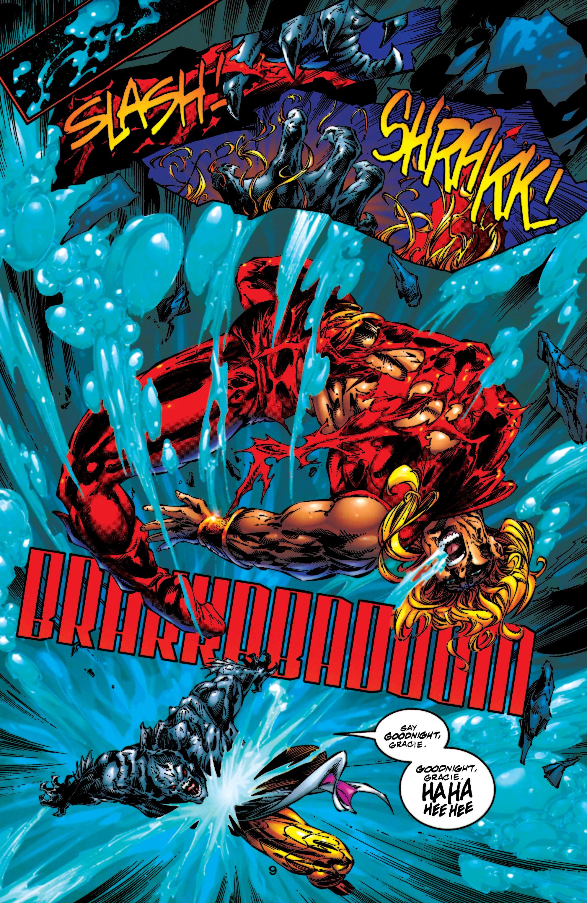 Read online Aquaman (1994) comic -  Issue #56 - 9