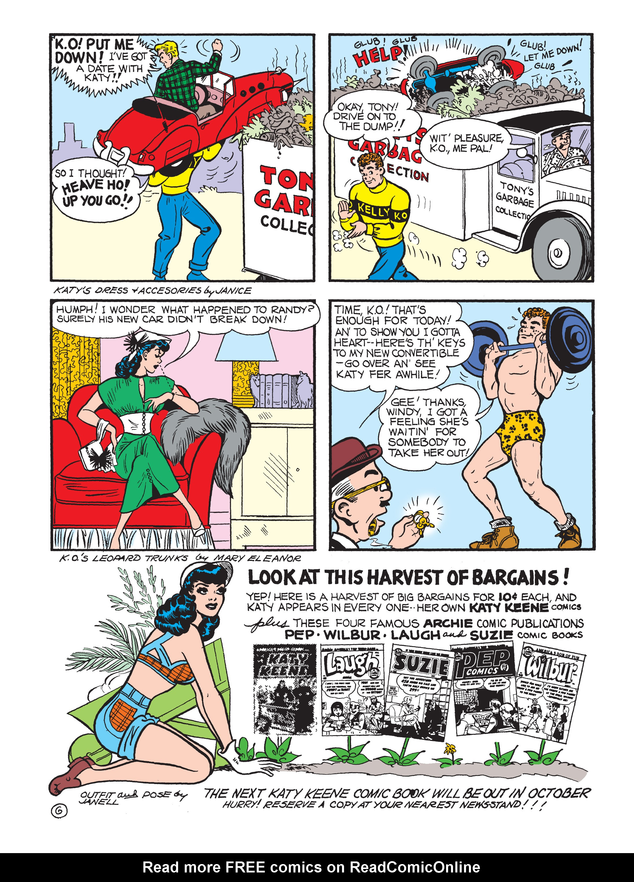 Read online Archie 75th Anniversary Digest comic -  Issue #5 - 28