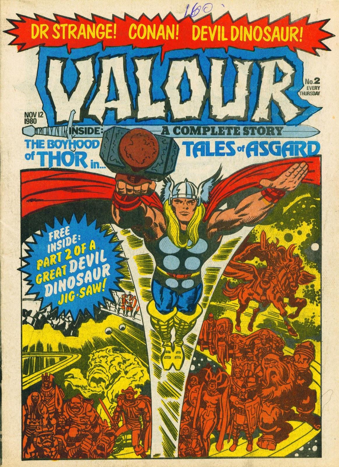 Valour 2 Page 1