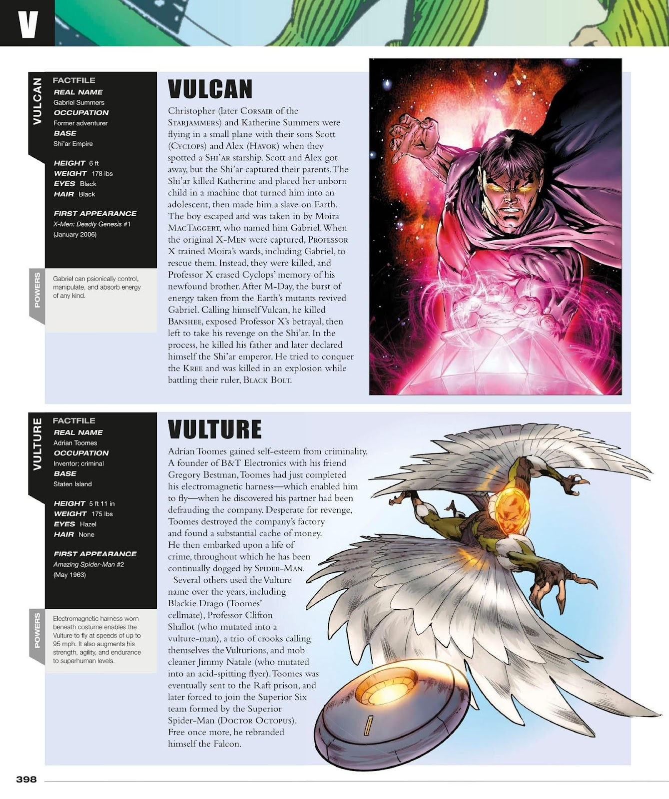 Marvel Encyclopedia, New Edition TPB_(Part_5) Page 1