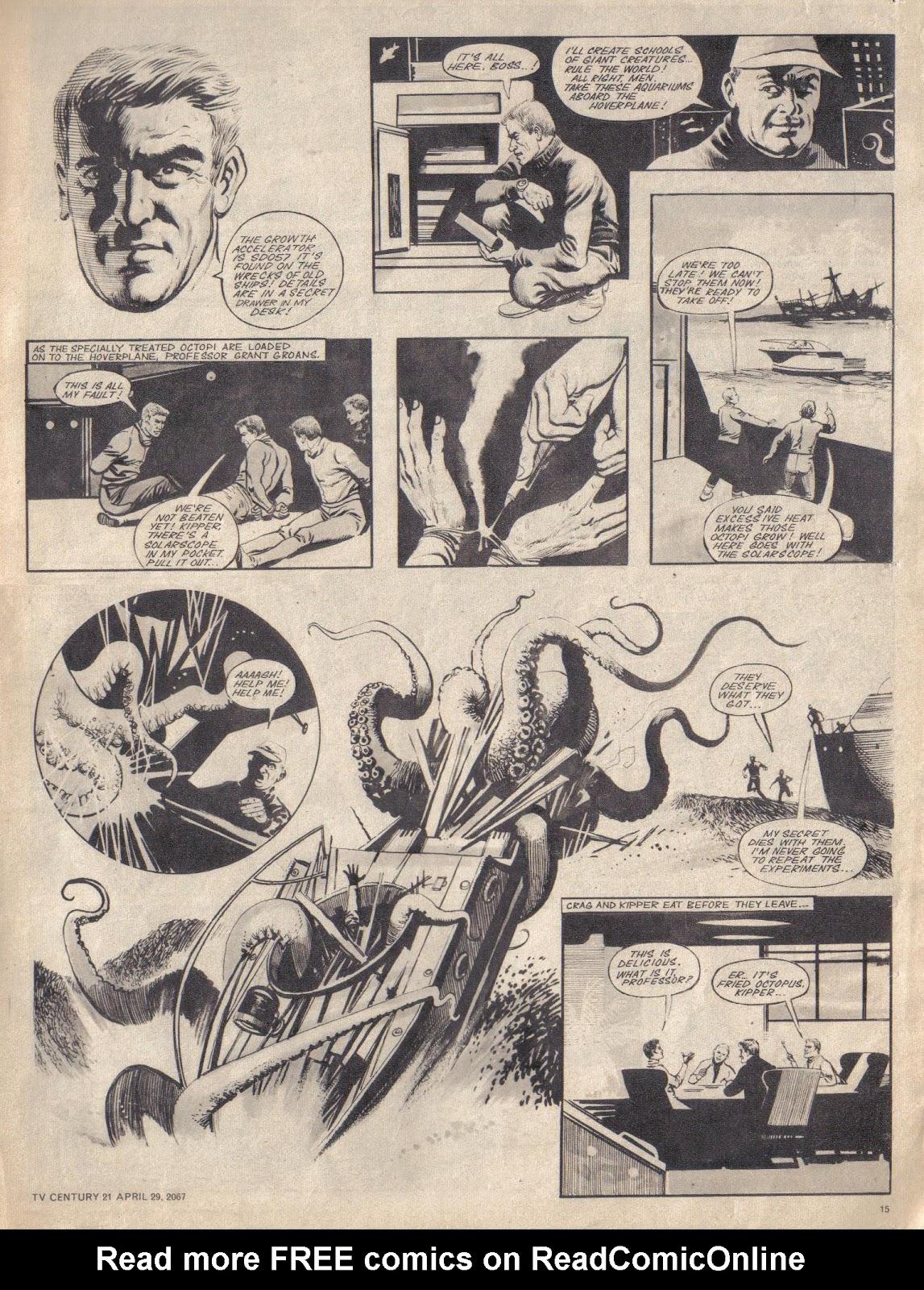 TV Century 21 (TV 21) issue 119 - Page 14